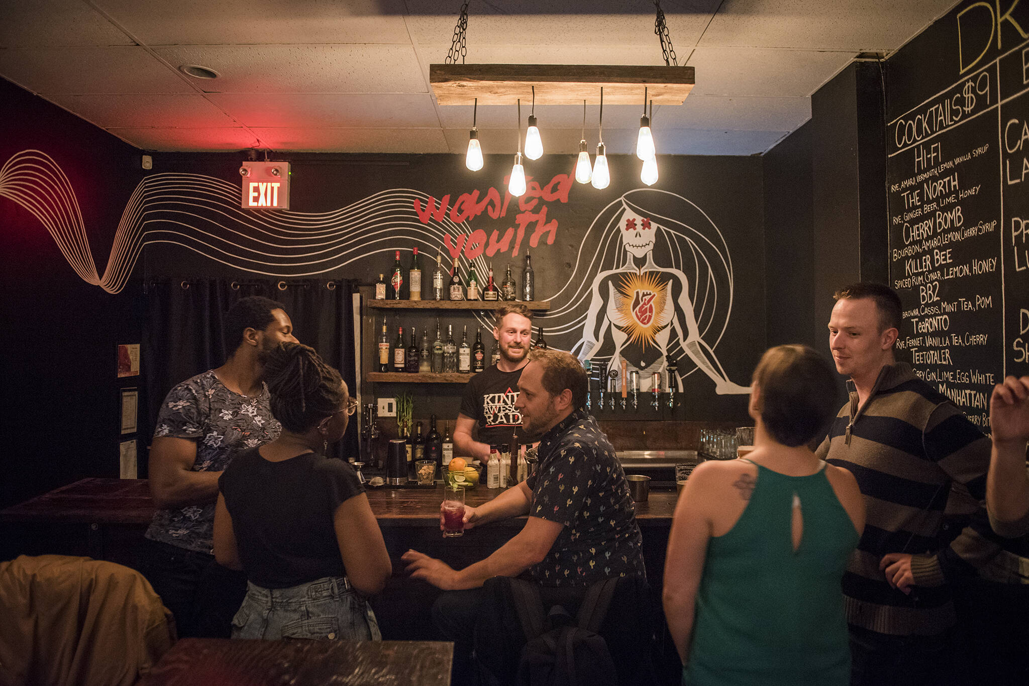 bars in toronto