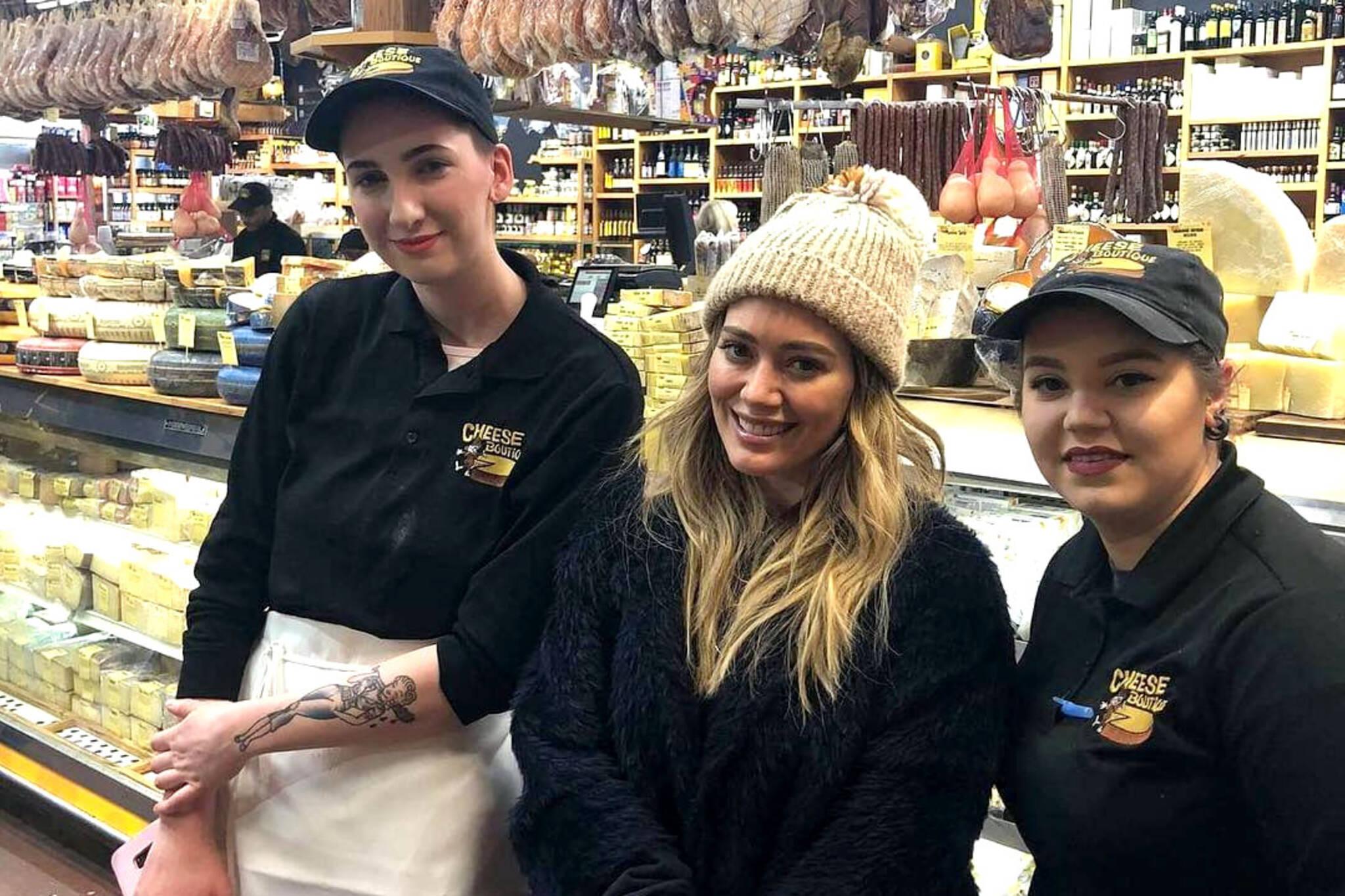 Hilary Duff Toronto
