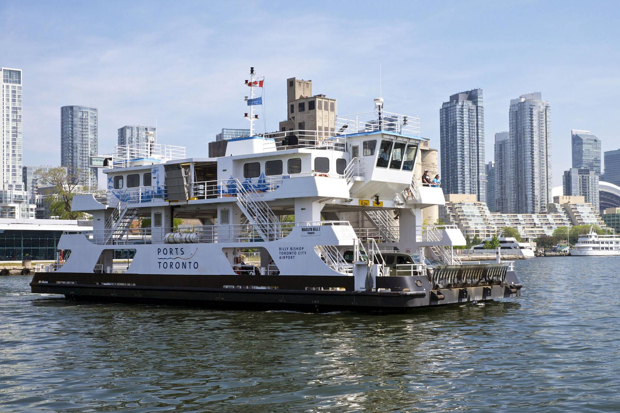 Island Airport ferry