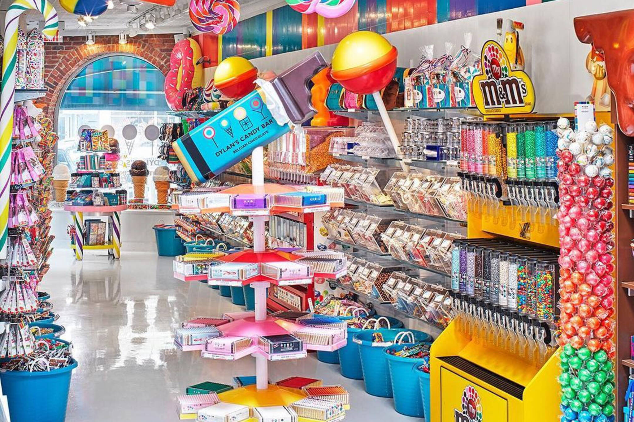 Dylan's Candy Bar Toronto