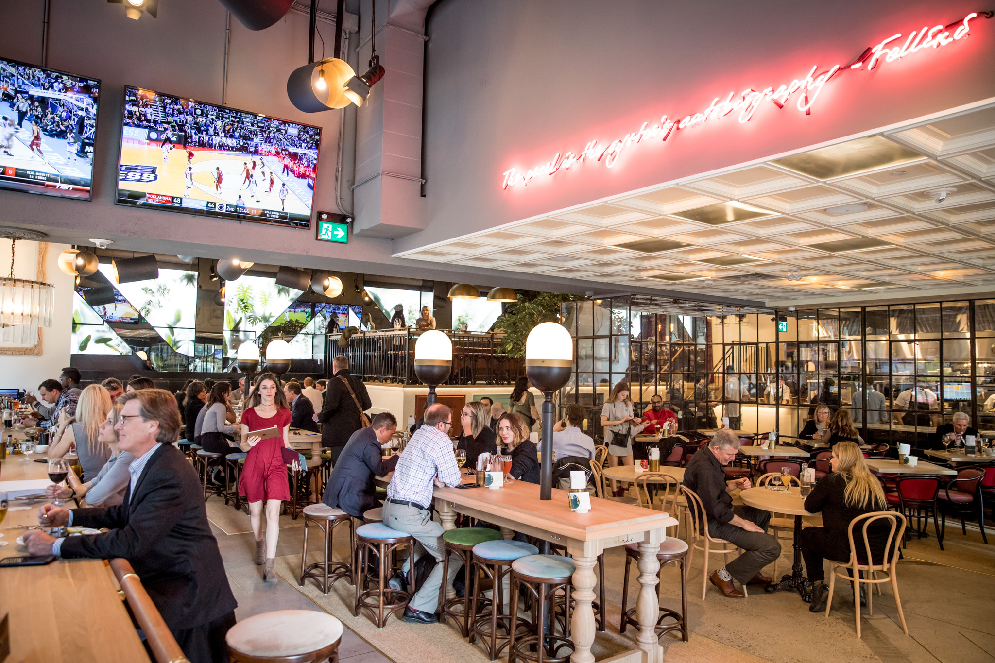 The Top 10 Restaurants Near The Sony Centre In Toronto