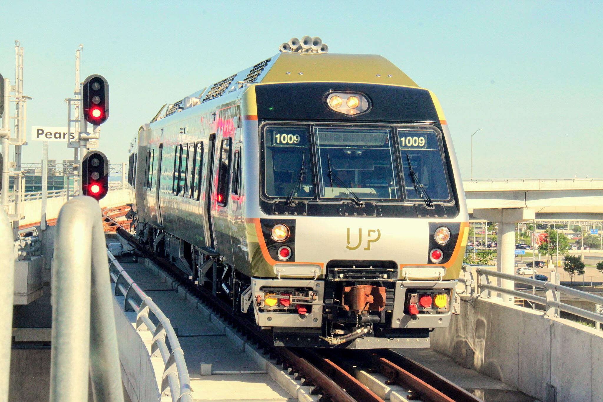 Go Train service