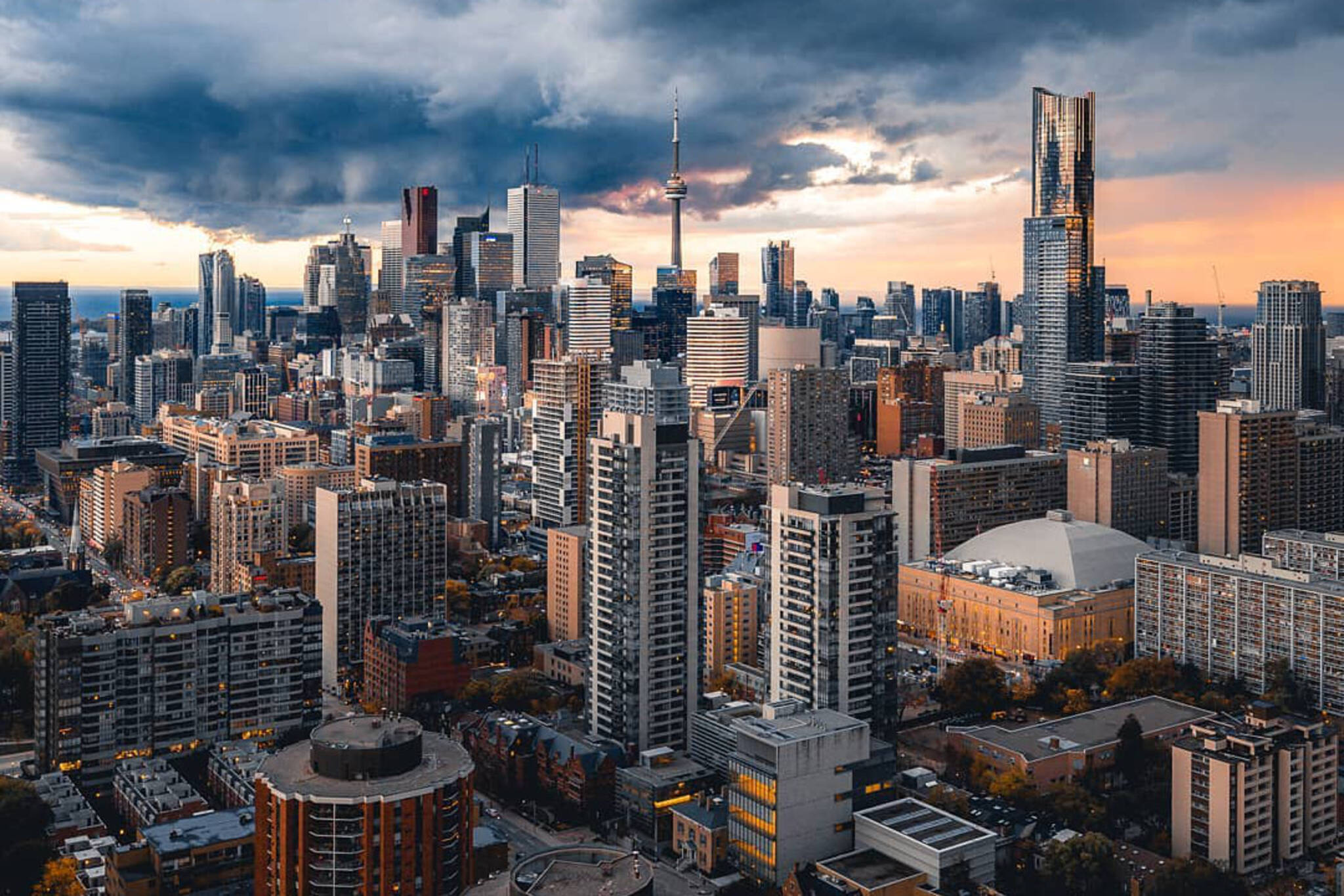 Toronto top jobs