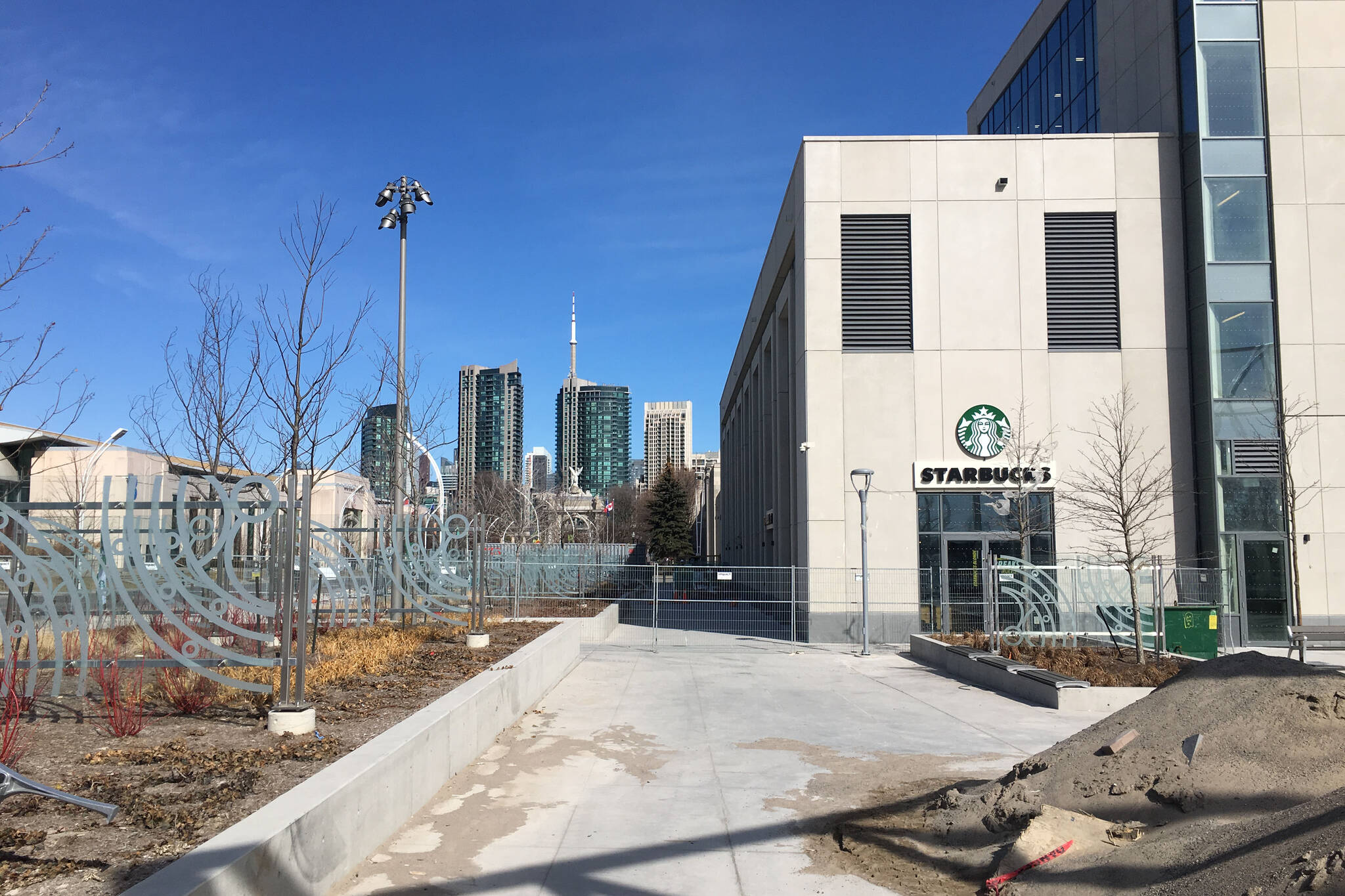 Starbucks Exhibition Place