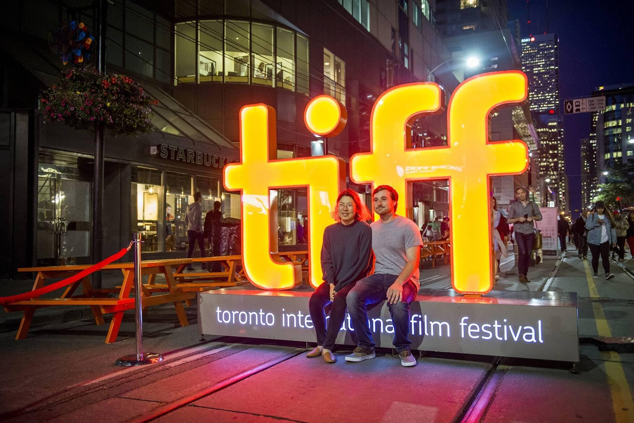TIFF tickets 2018