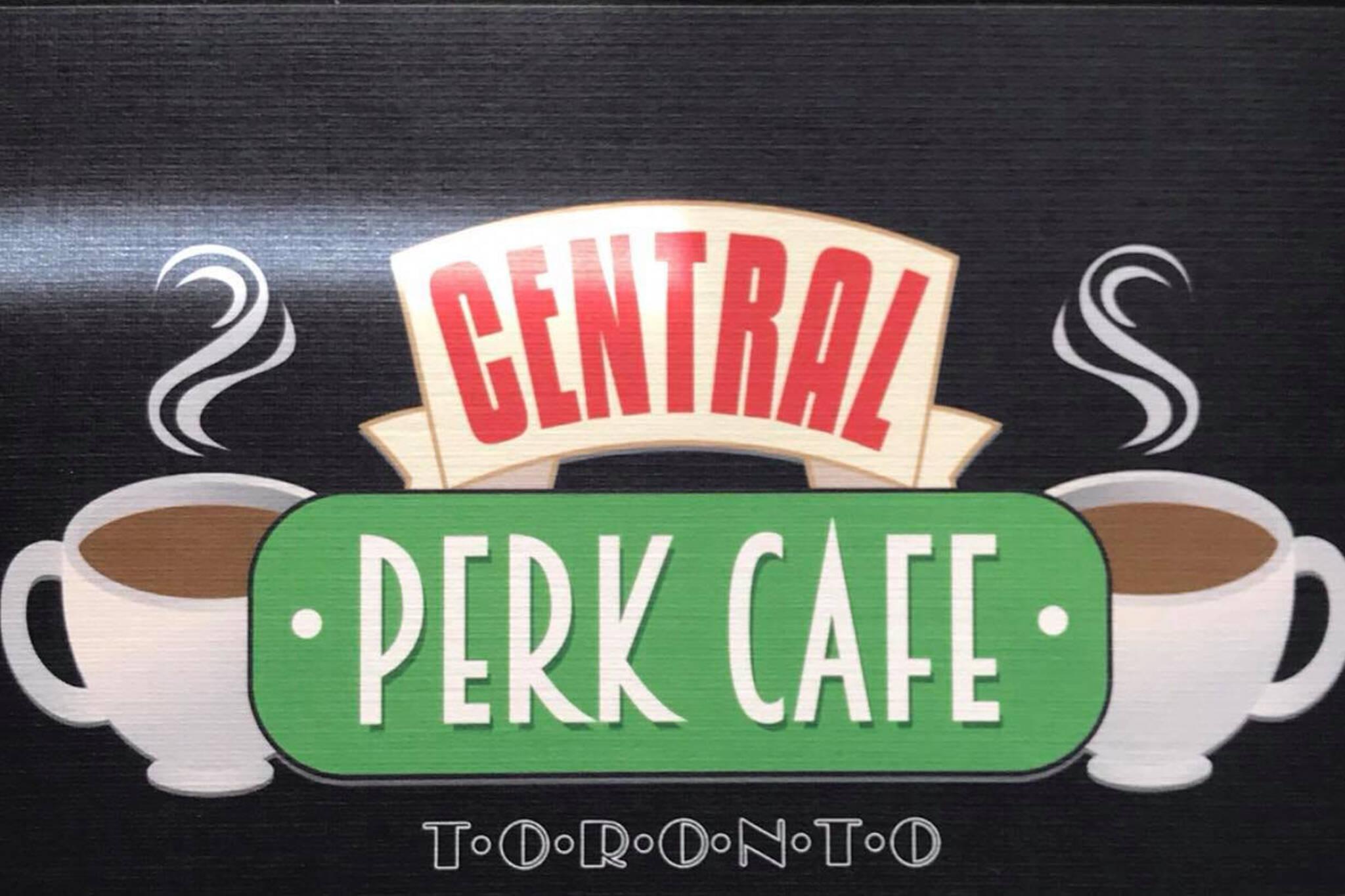 Central Perk Toronto