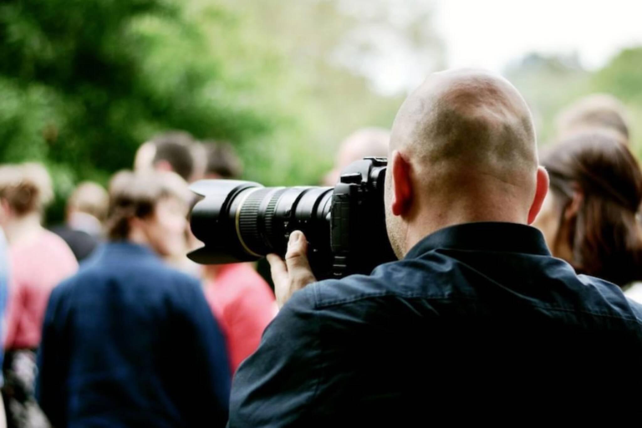 photographer laws toronto