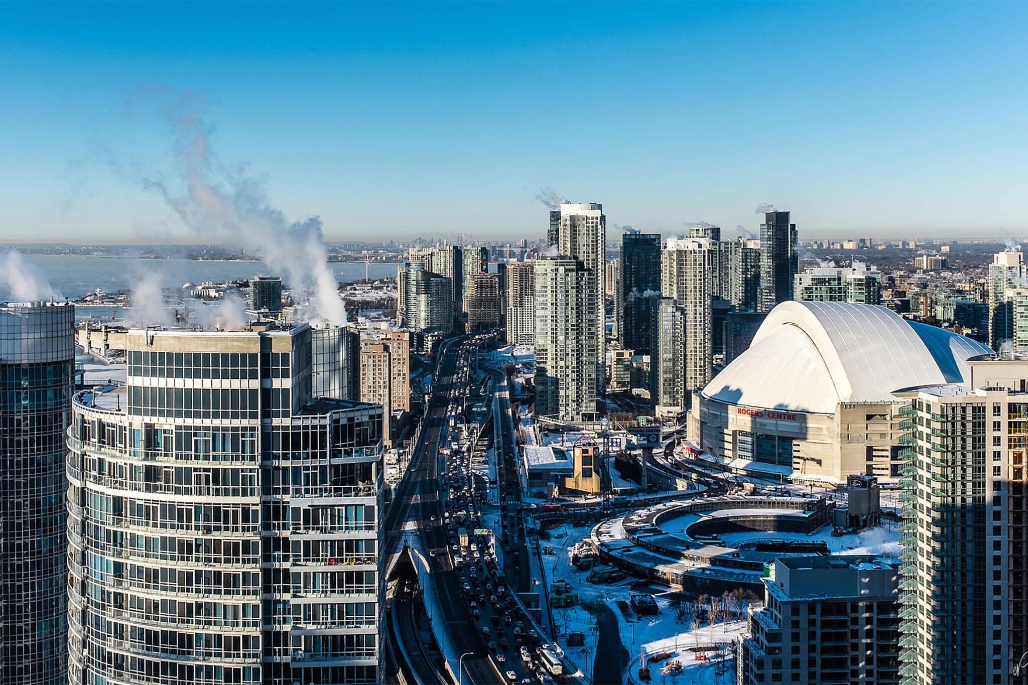 ice condos Toronto