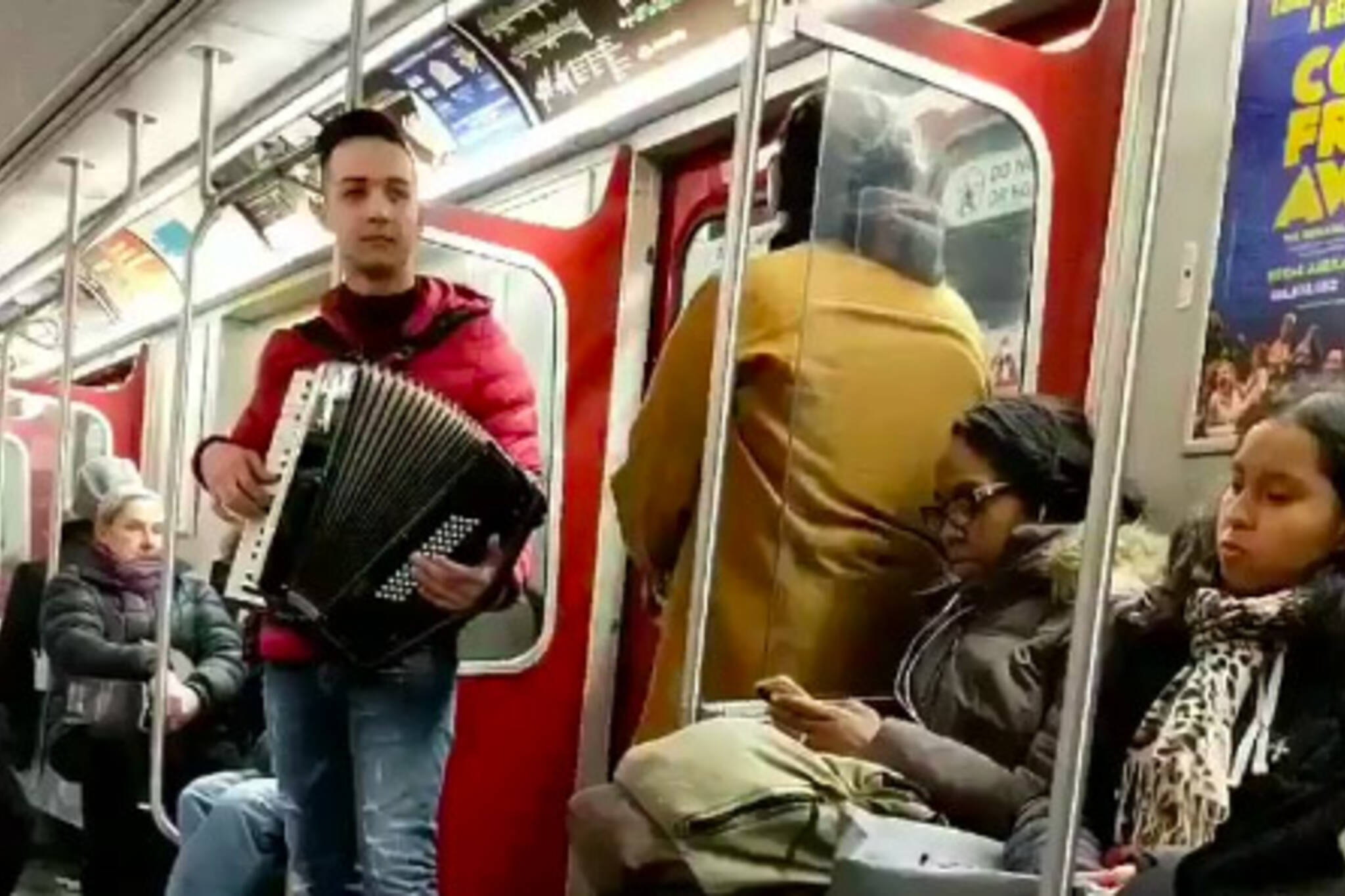 Accordion Despacito TTC