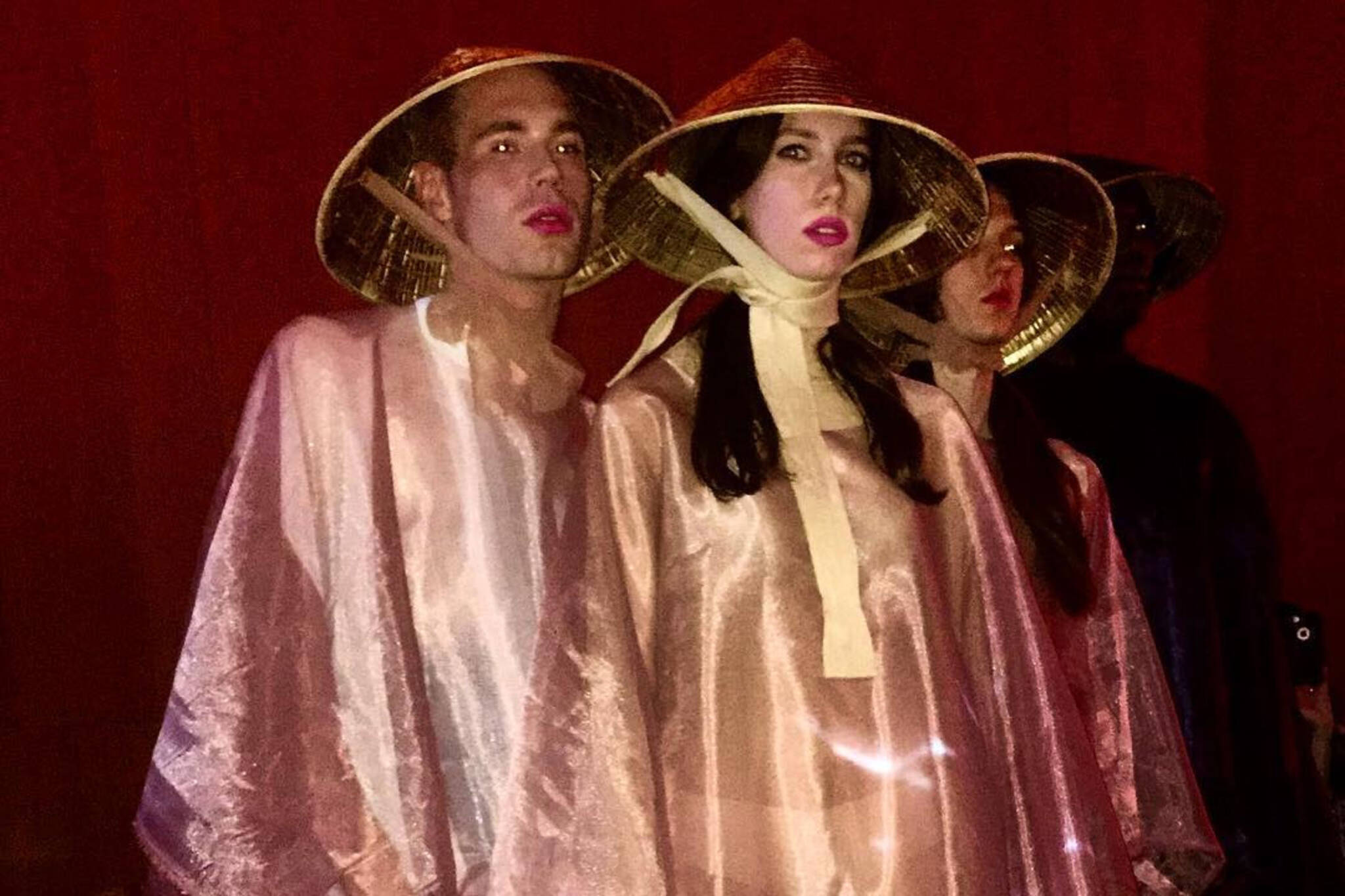 AGO racist costumes