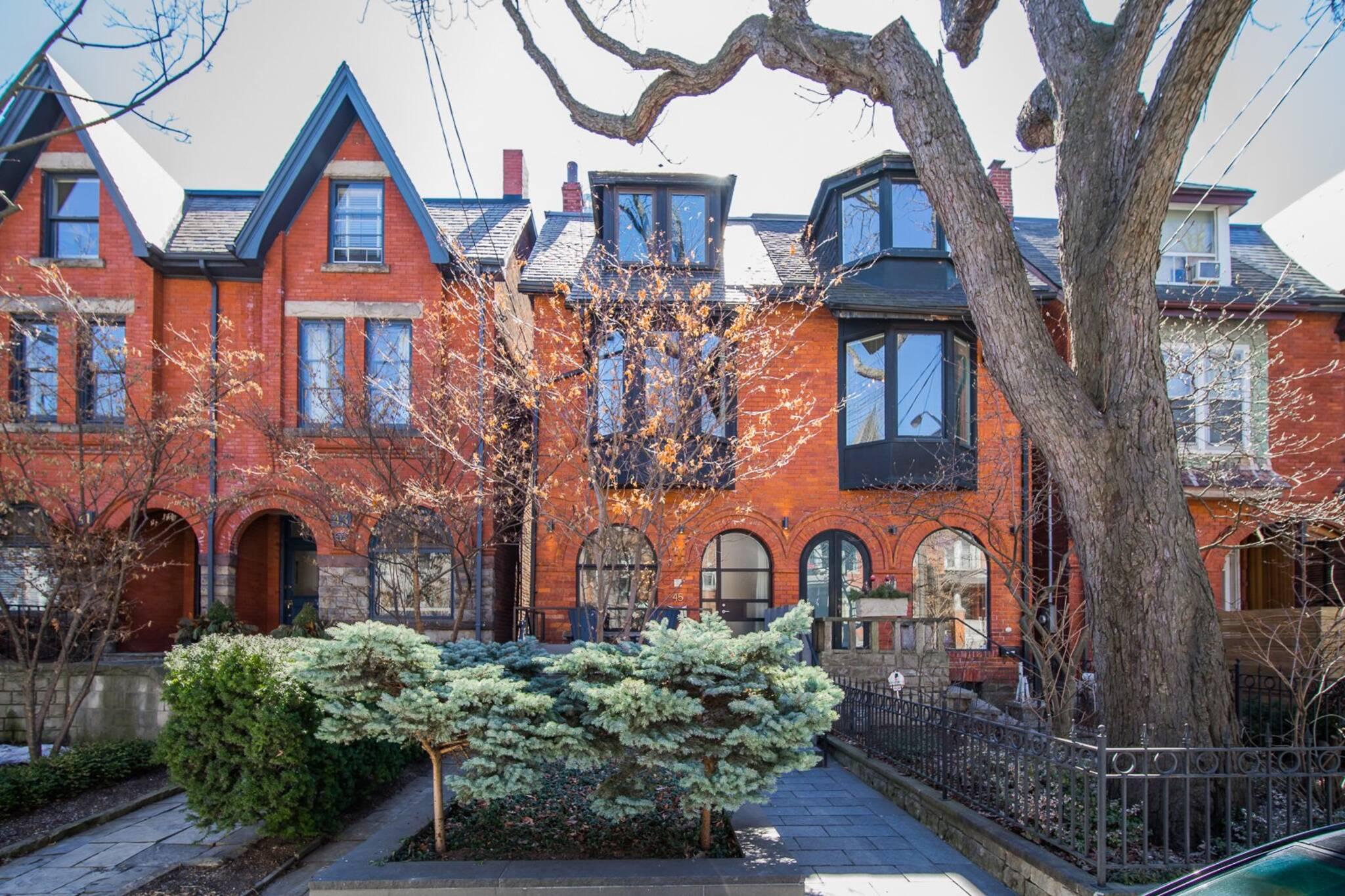 45 Macpherson Avenue Toronto