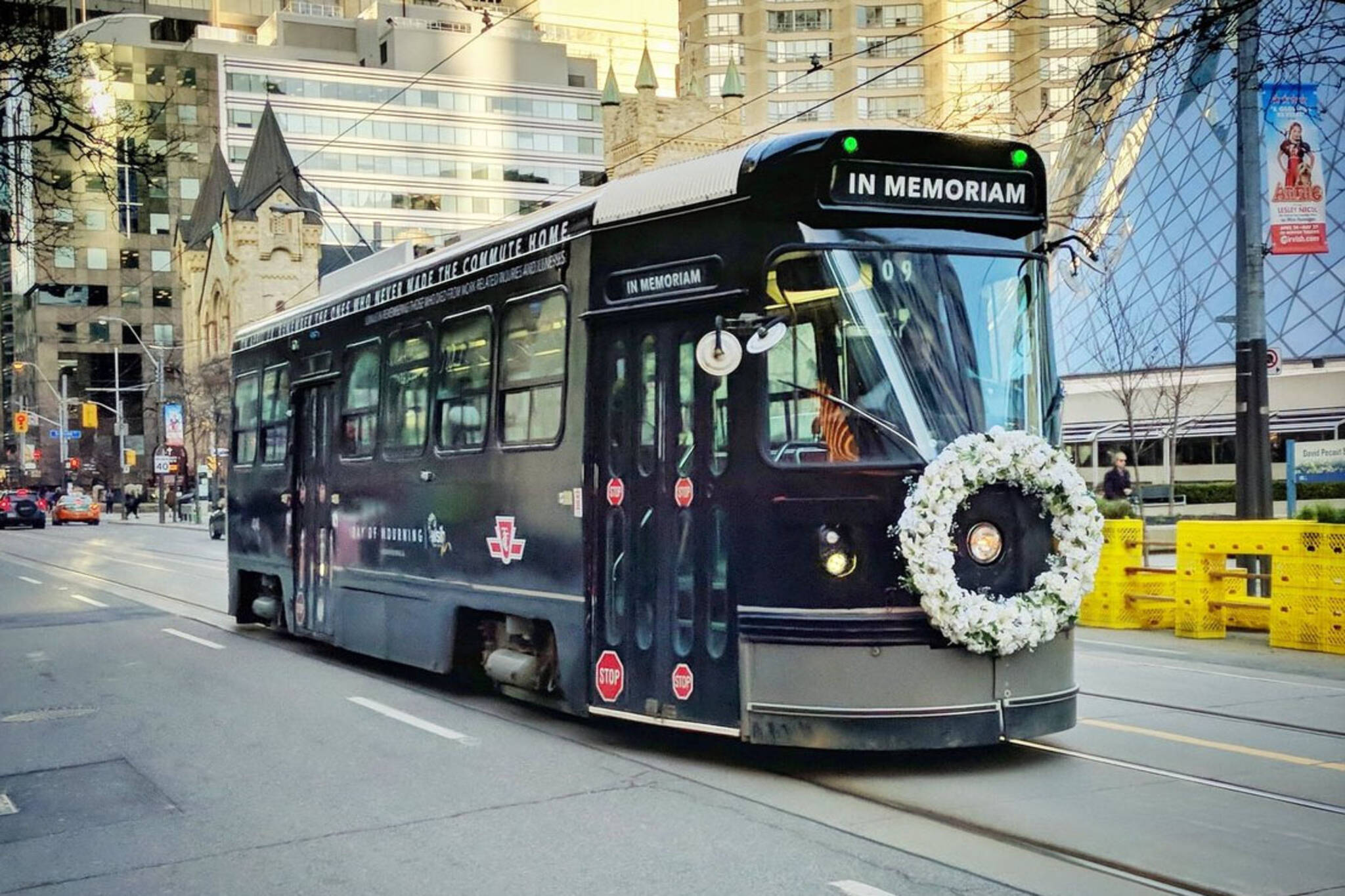memoriam streetcar