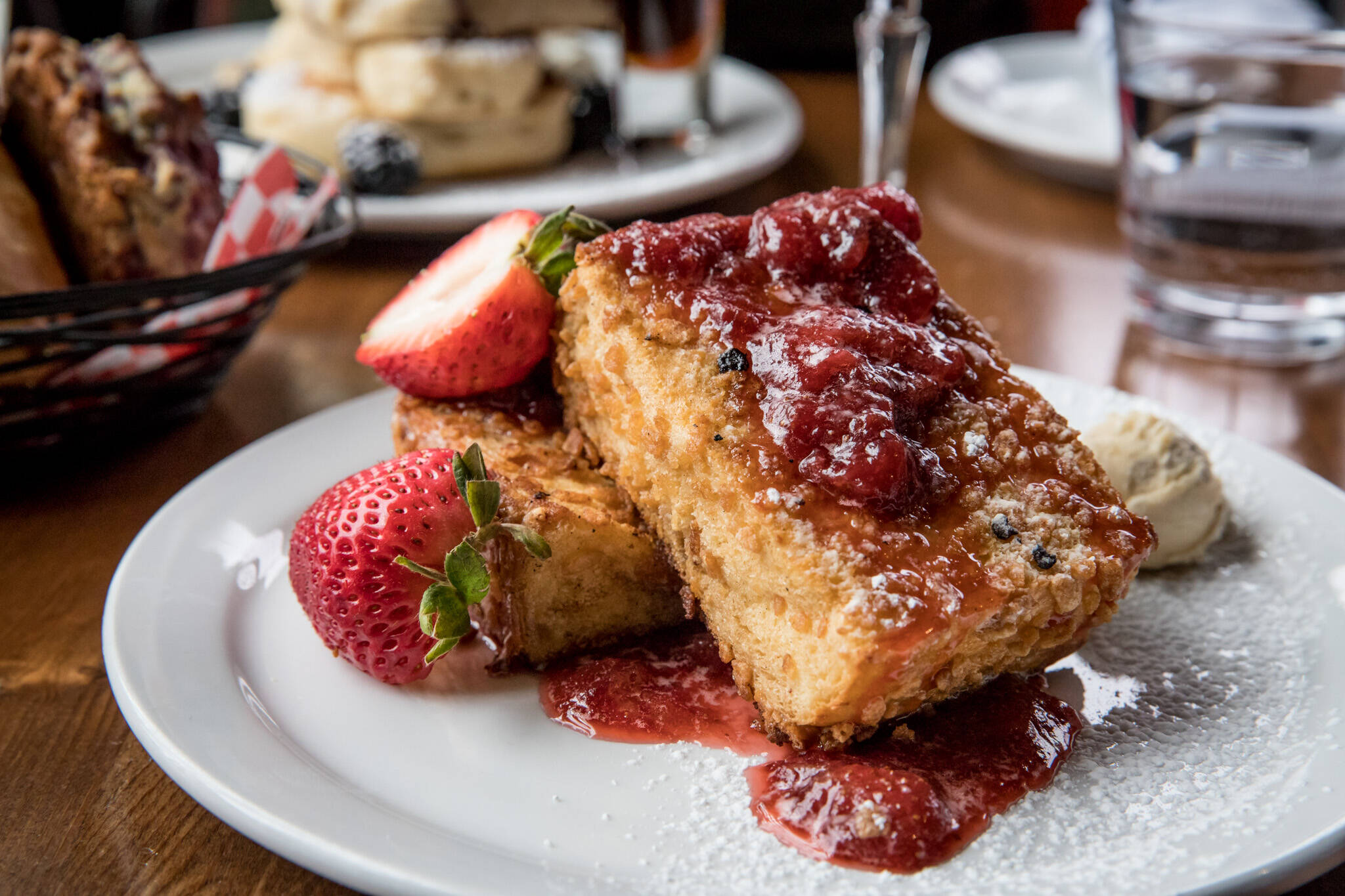 french toast toronto