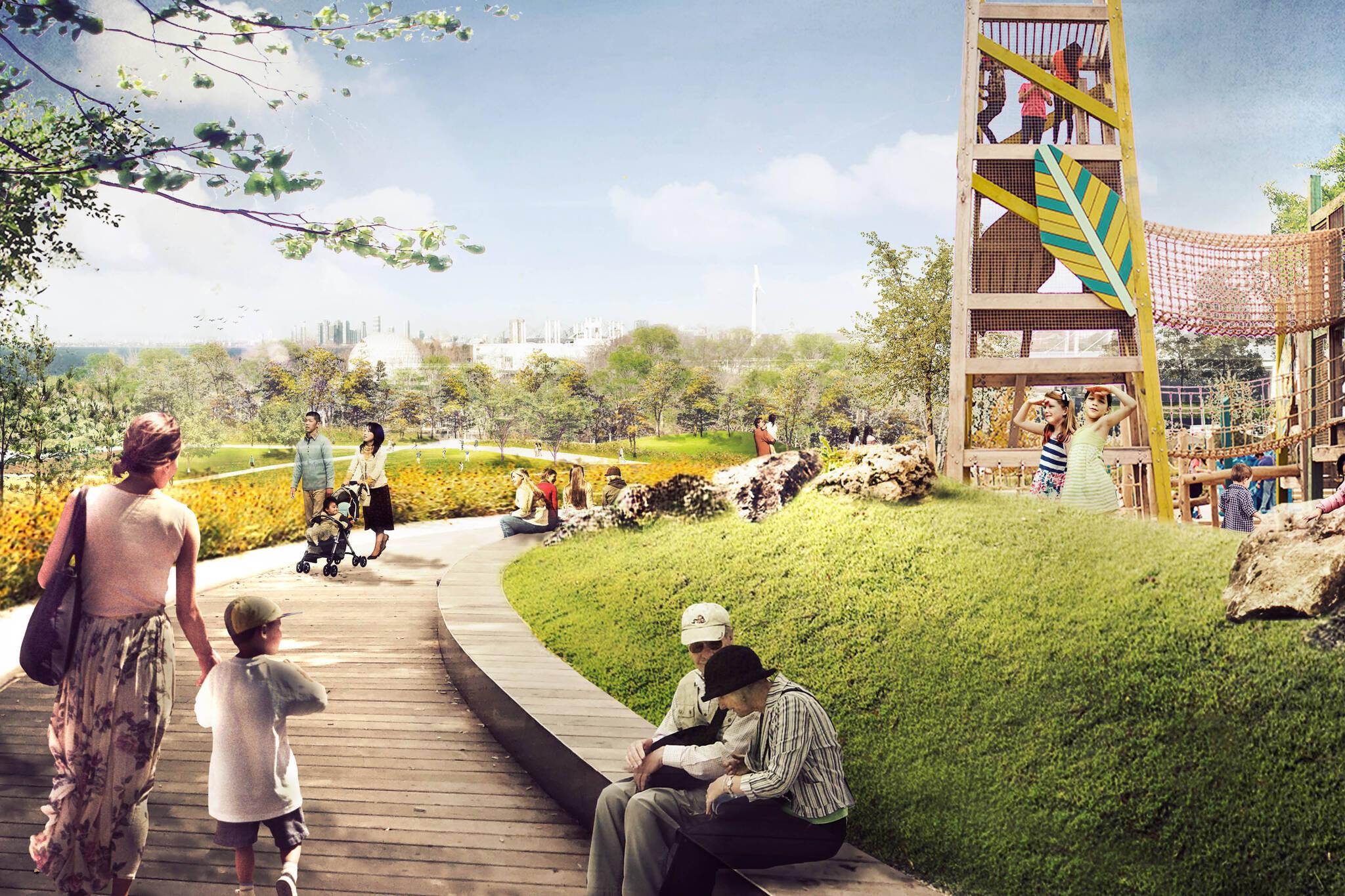 ontario place park
