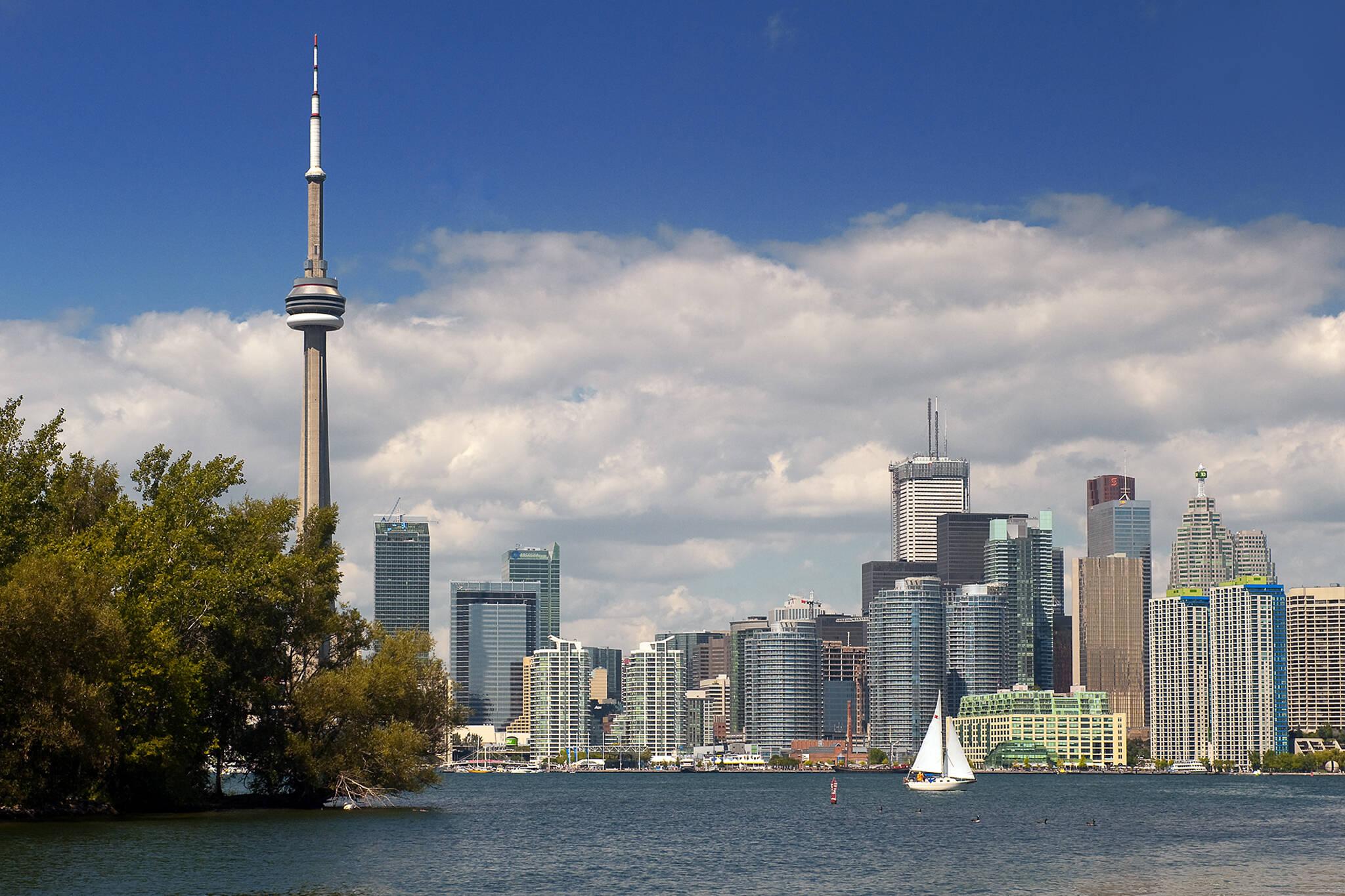 Sailing Lessons Toronto
