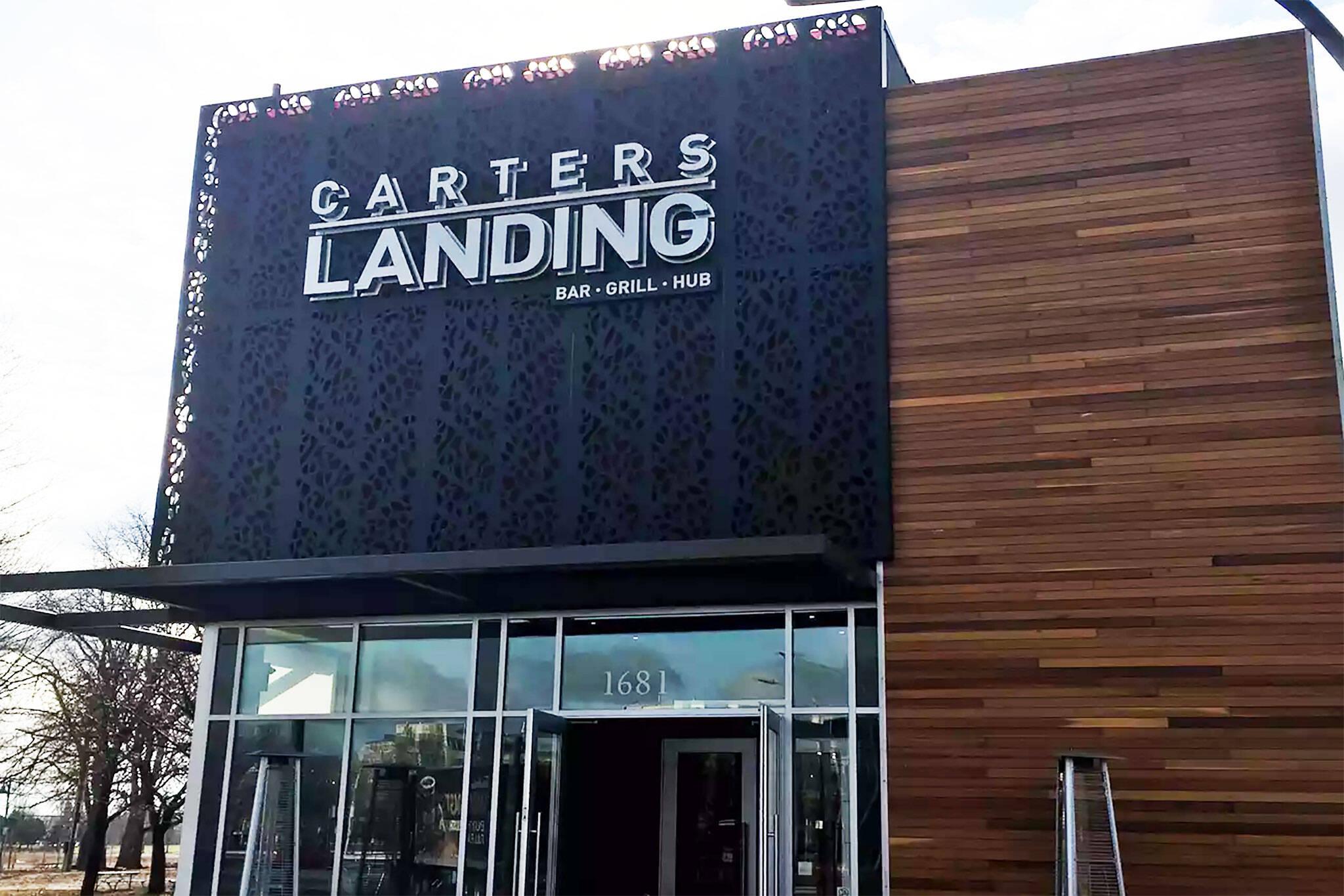 carters landing toronto