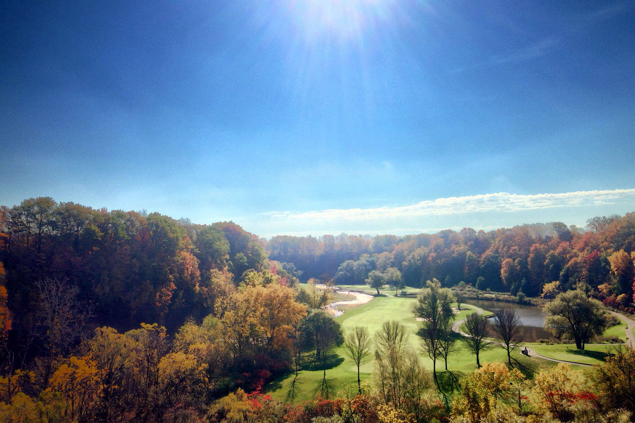 public golf courses toronto