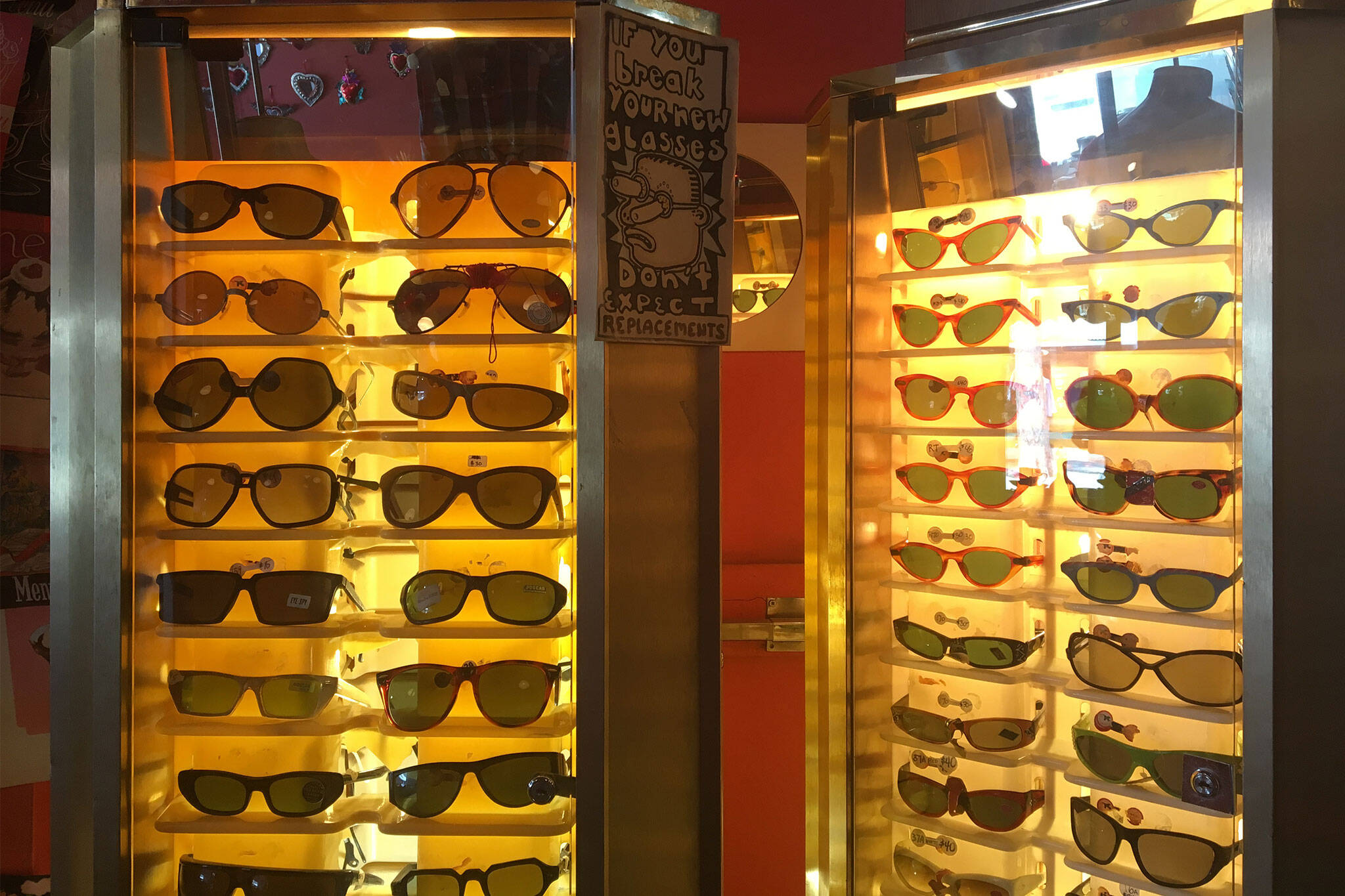 a85186fb9e95 The top 10 stores for vintage eyewear in Toronto