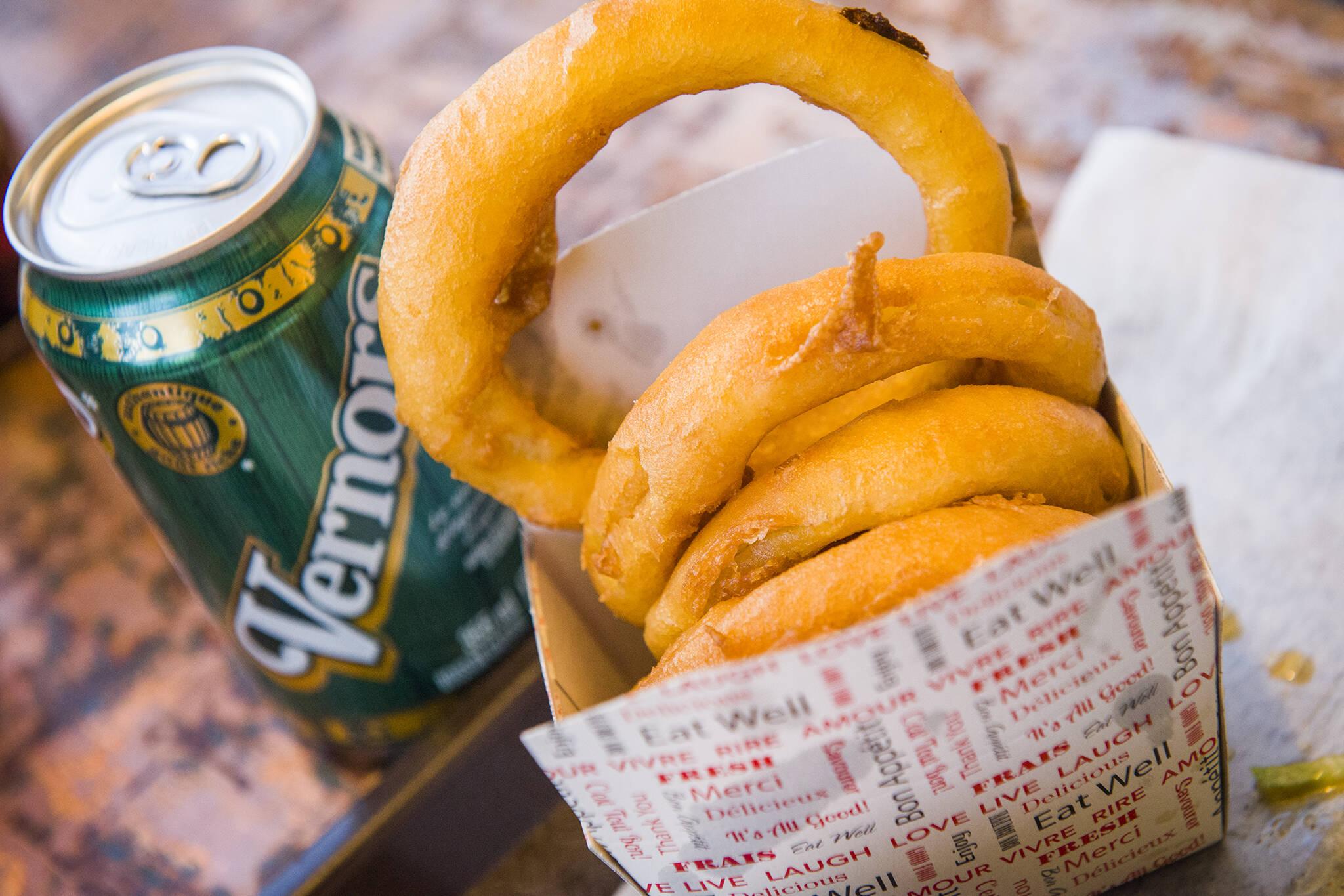 onion rings toronto