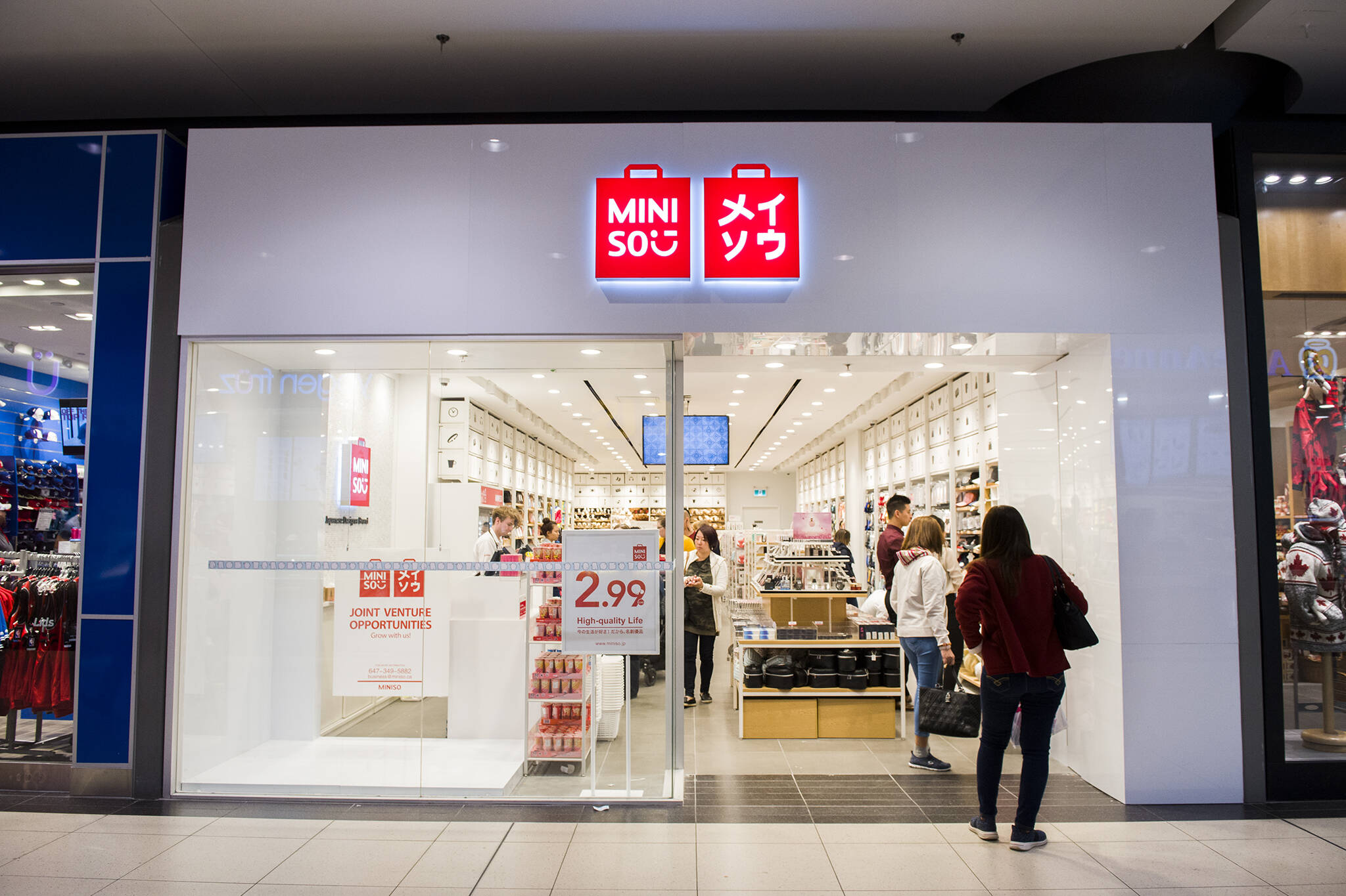 Miniso Canada Bankruptcy