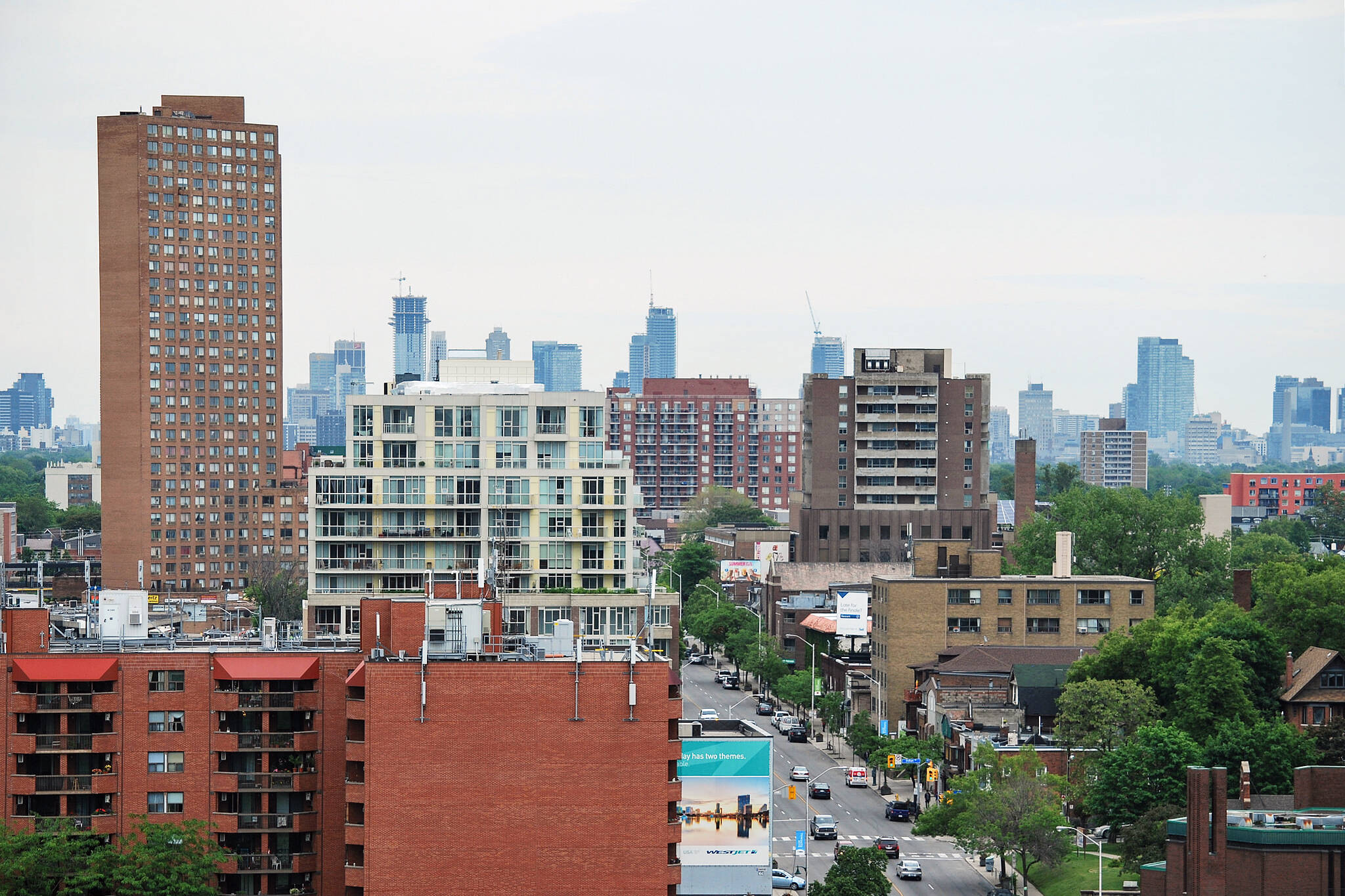 Toronto unaffordable rent