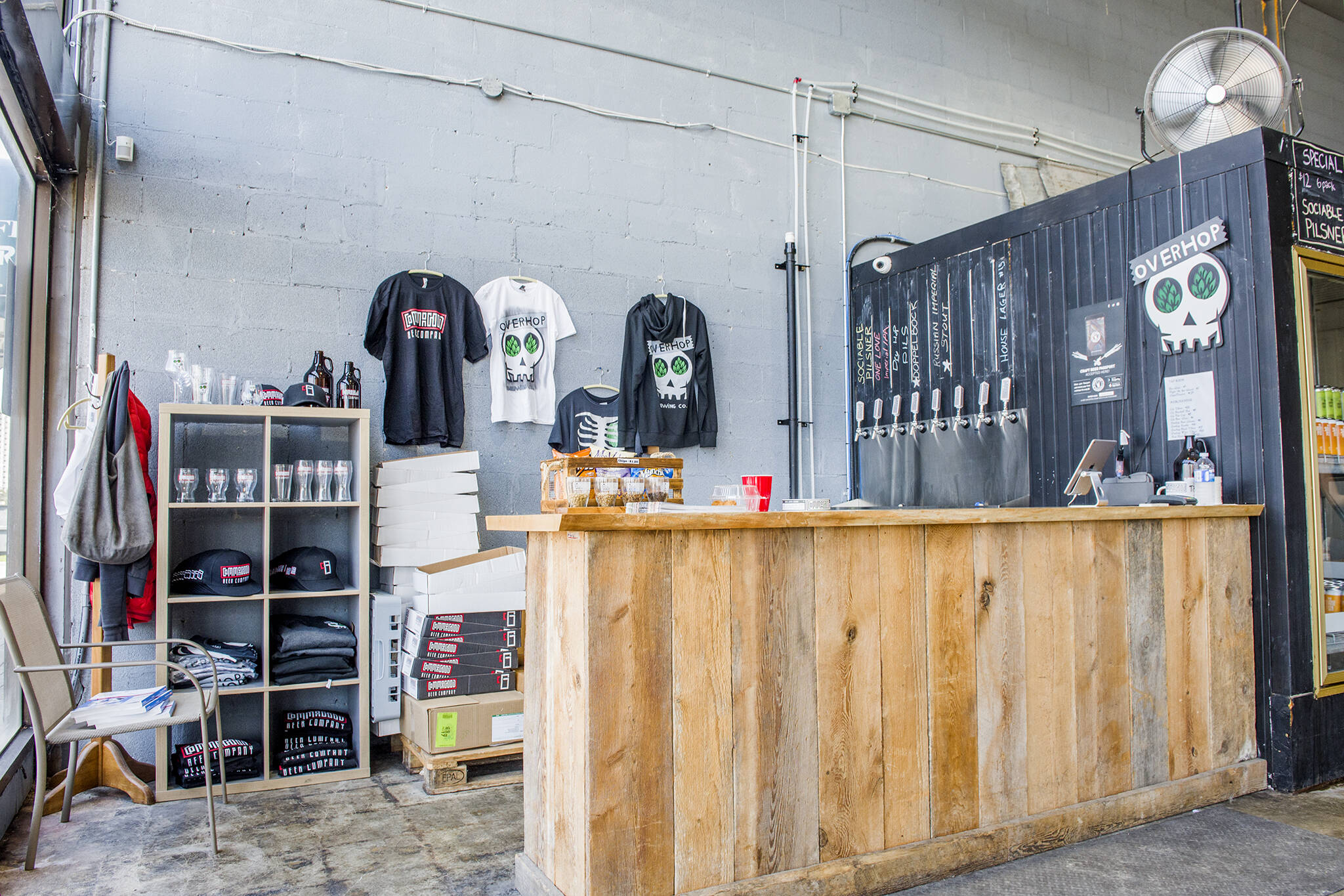 Craft brewers that have retail stores in Toronto