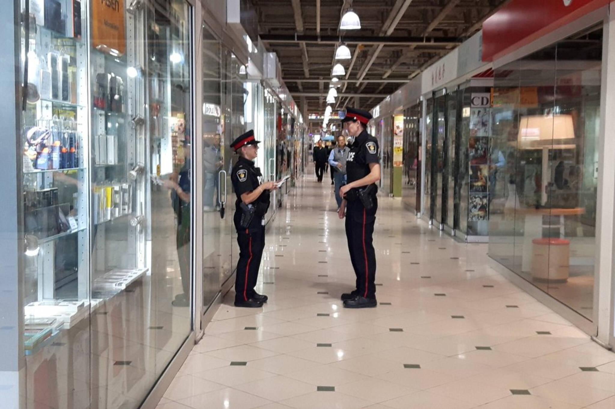 pacific mall raid