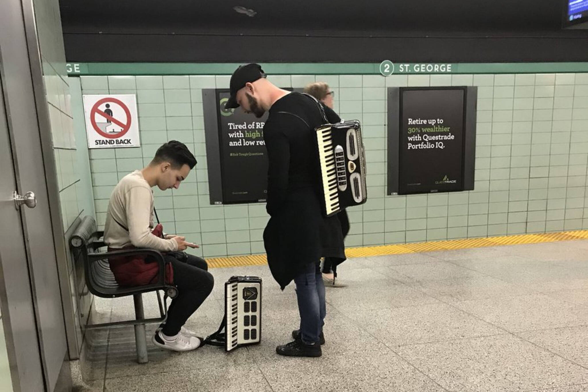 TTC accordion guys