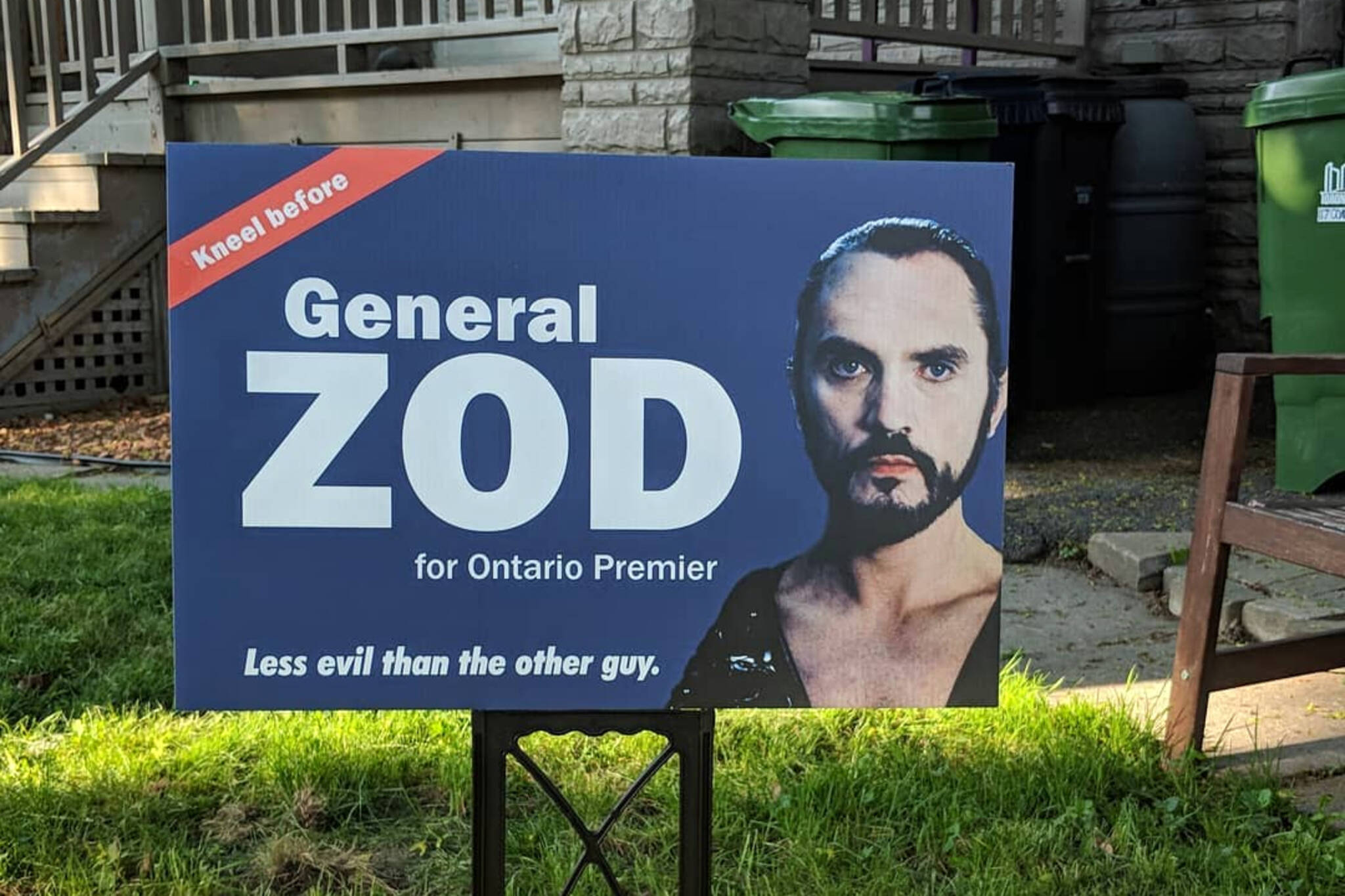 General Zod Premier