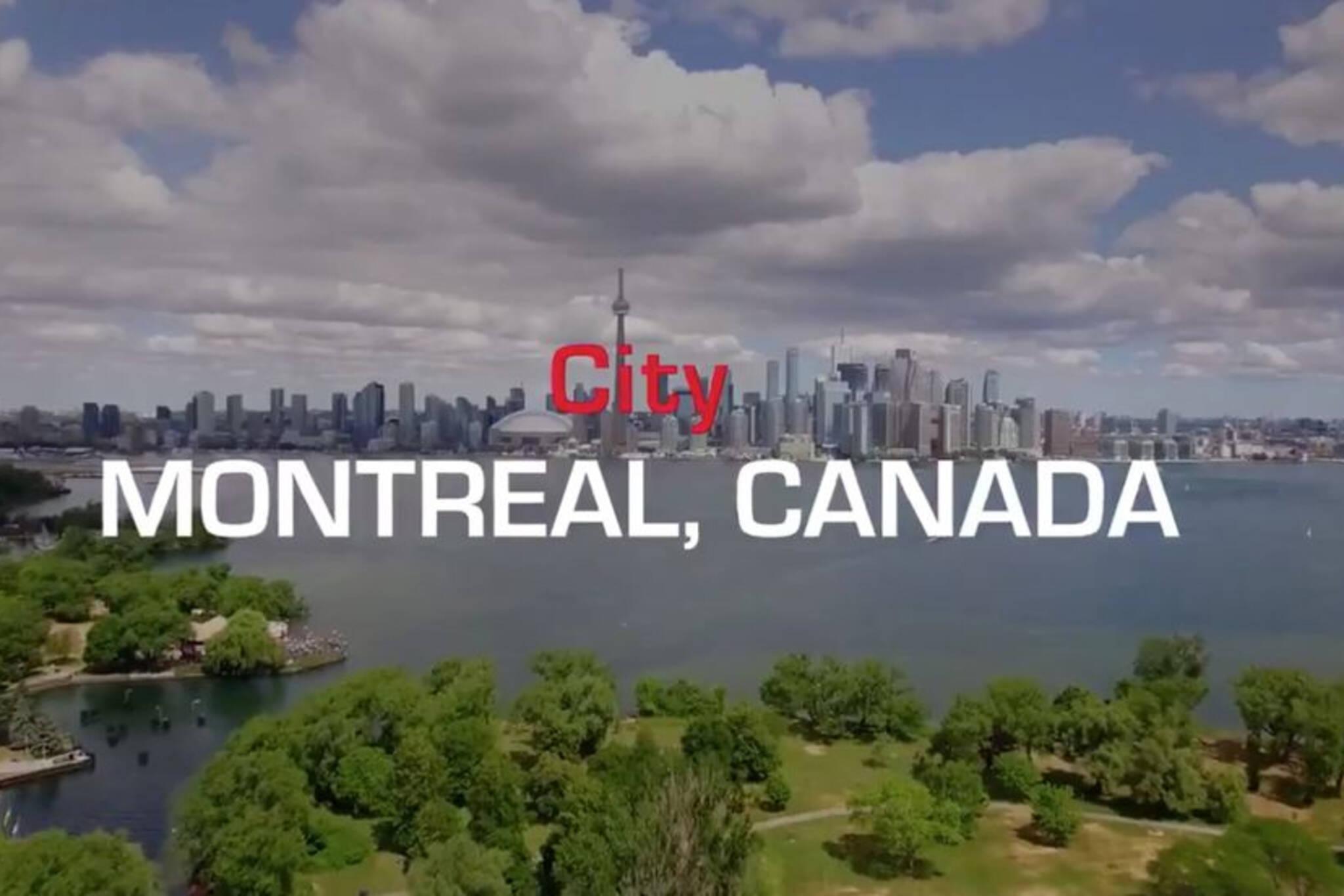 Ferrari Montreal Toronto