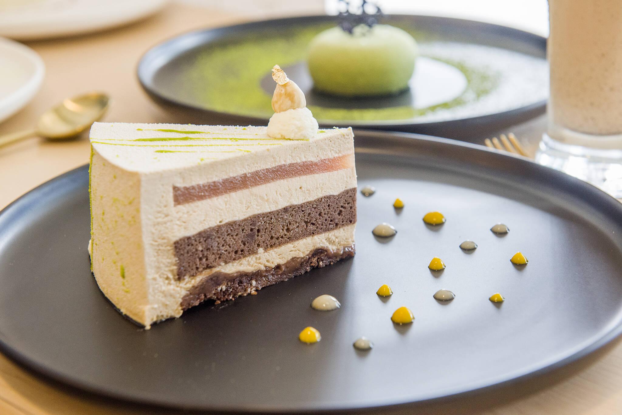 dessert cafe toronto