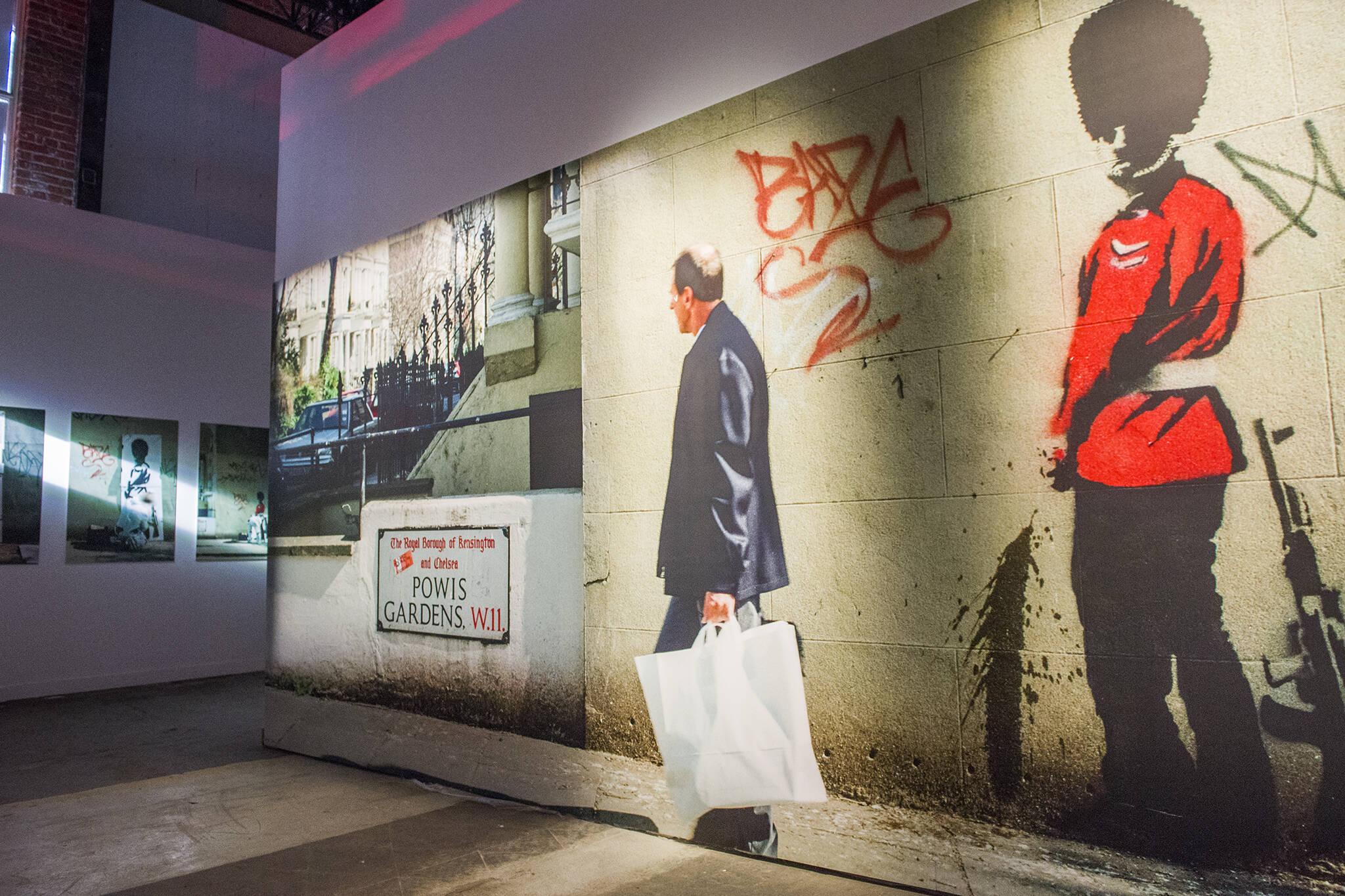 Banksy toronto