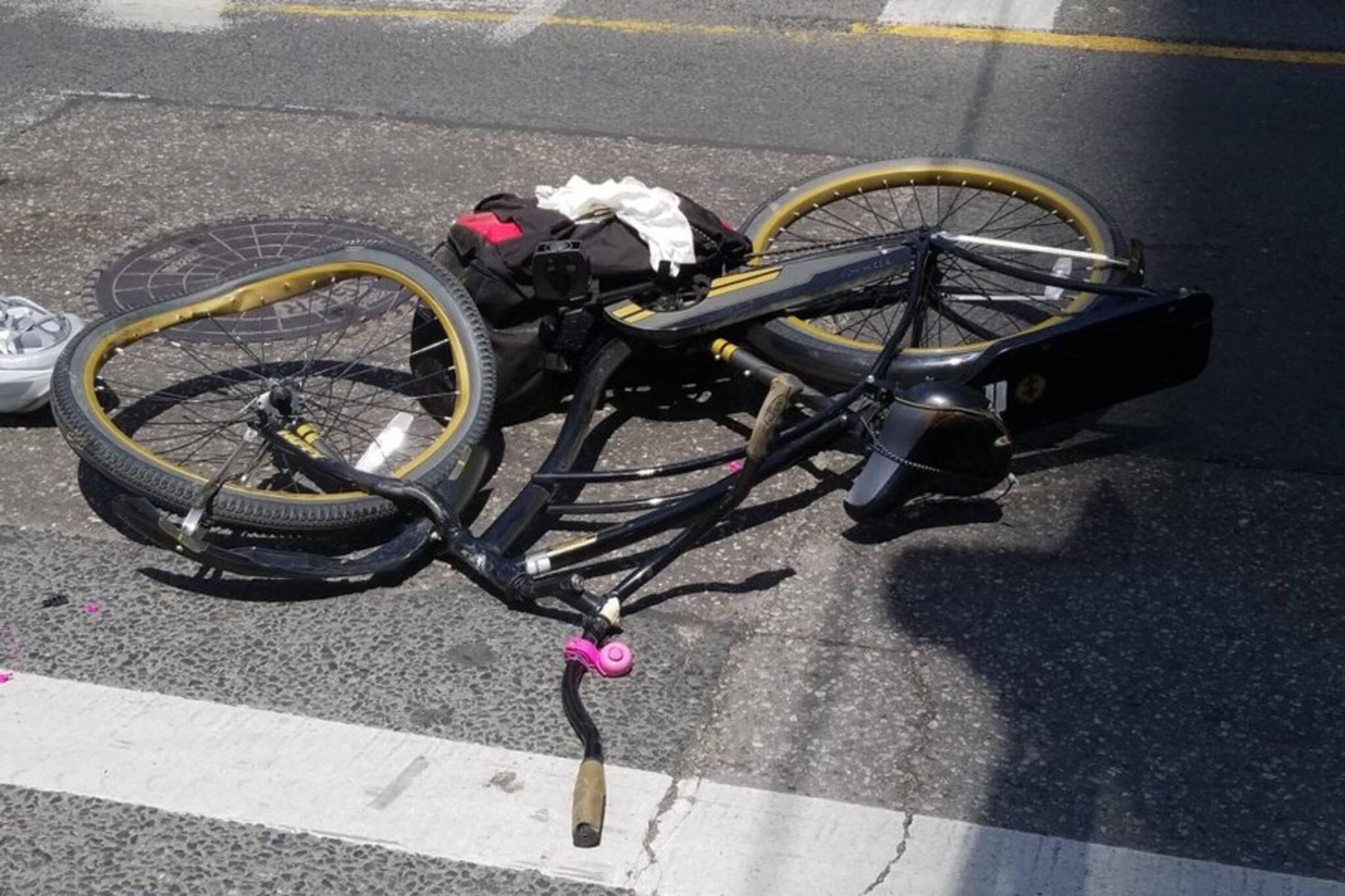cyclist deaths Toronto