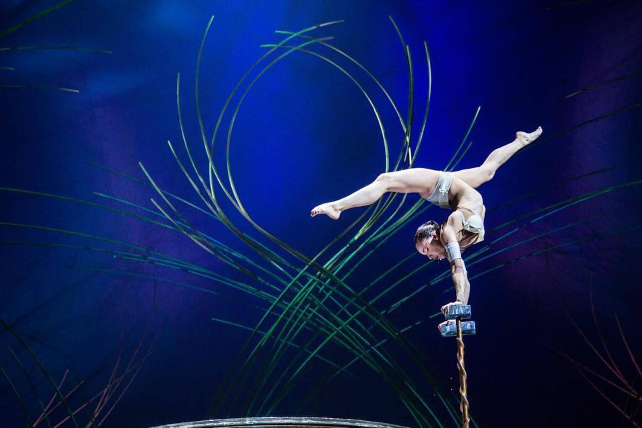Cirque Toronto mall