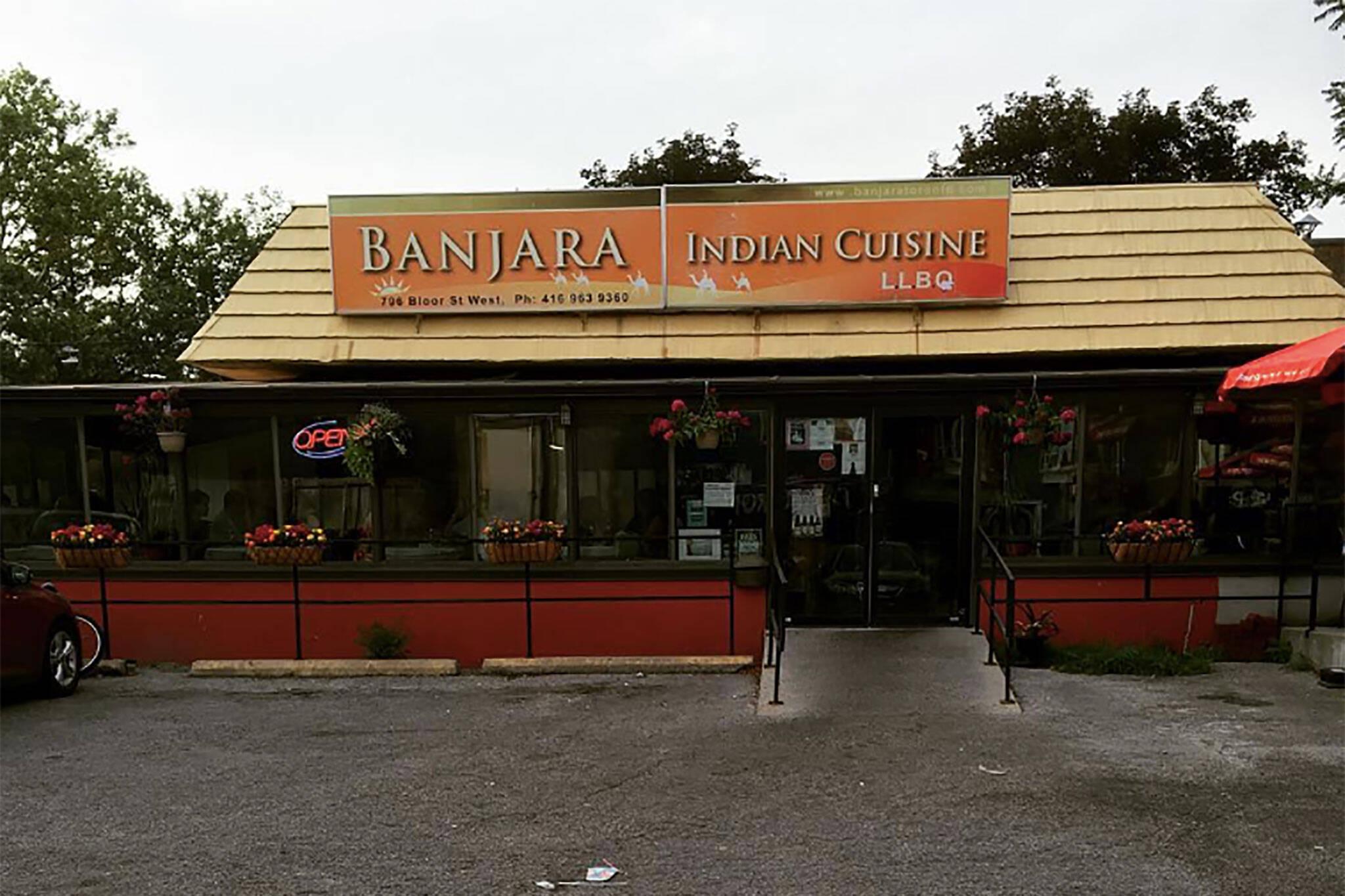 banjara indian restaurant fire toronto