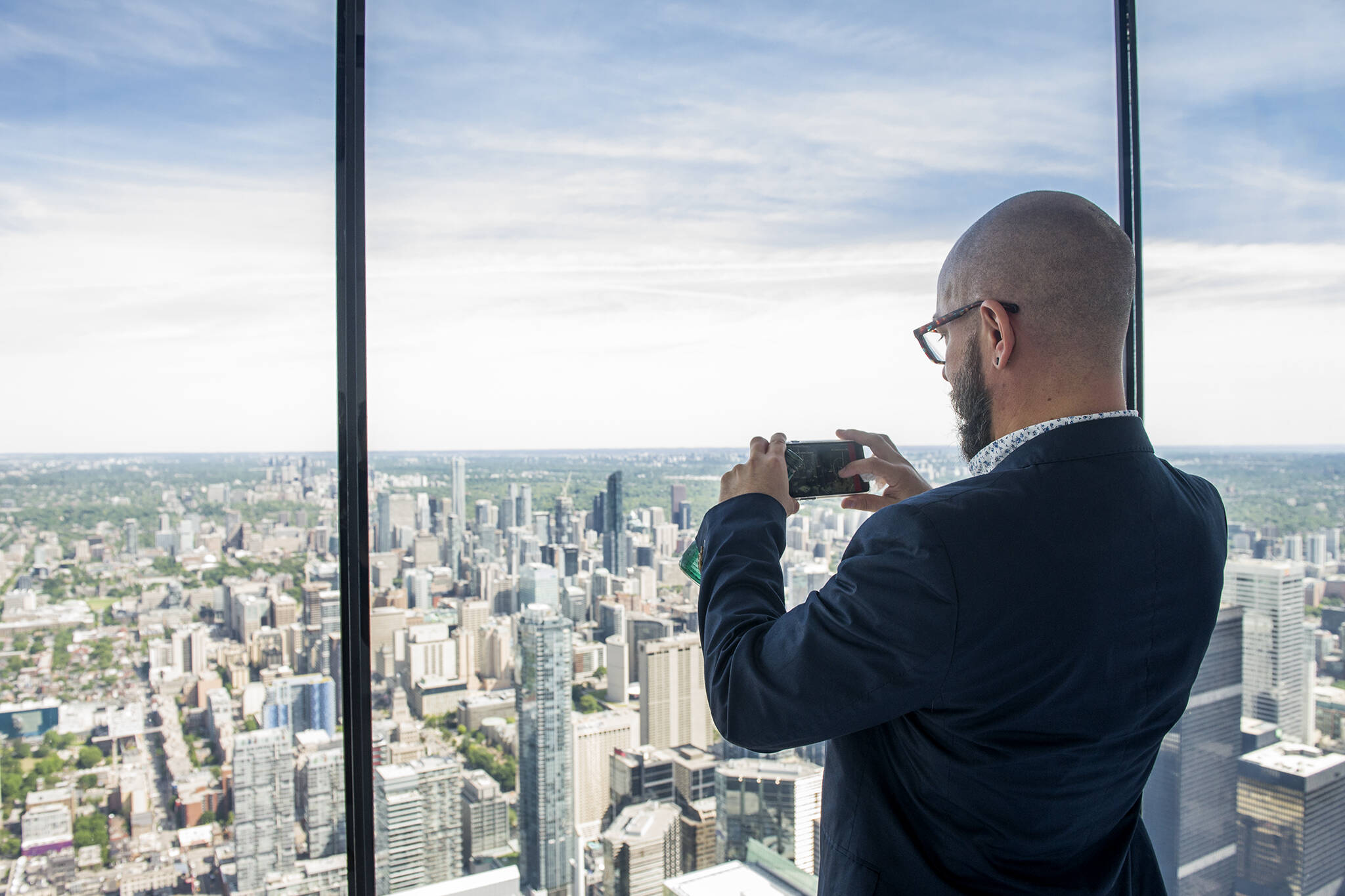 The 10 most breathtaking views of toronto views of toronto solutioingenieria Image collections