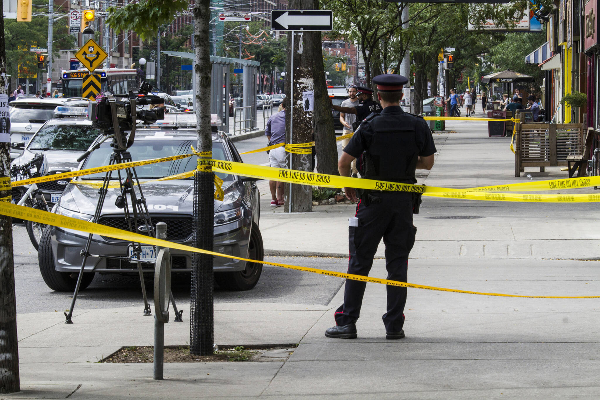 Toronto's homicide rate is now higher than New York's