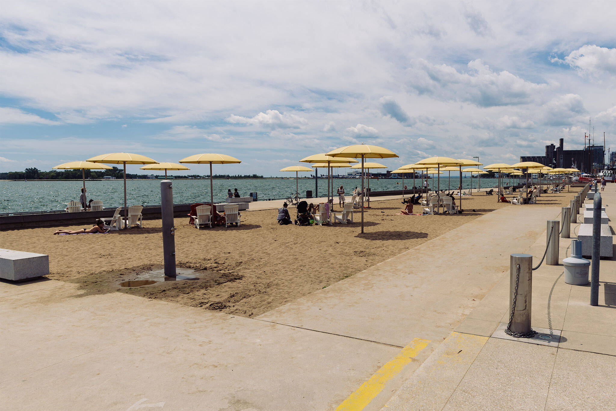 free sunscreen parks toronto