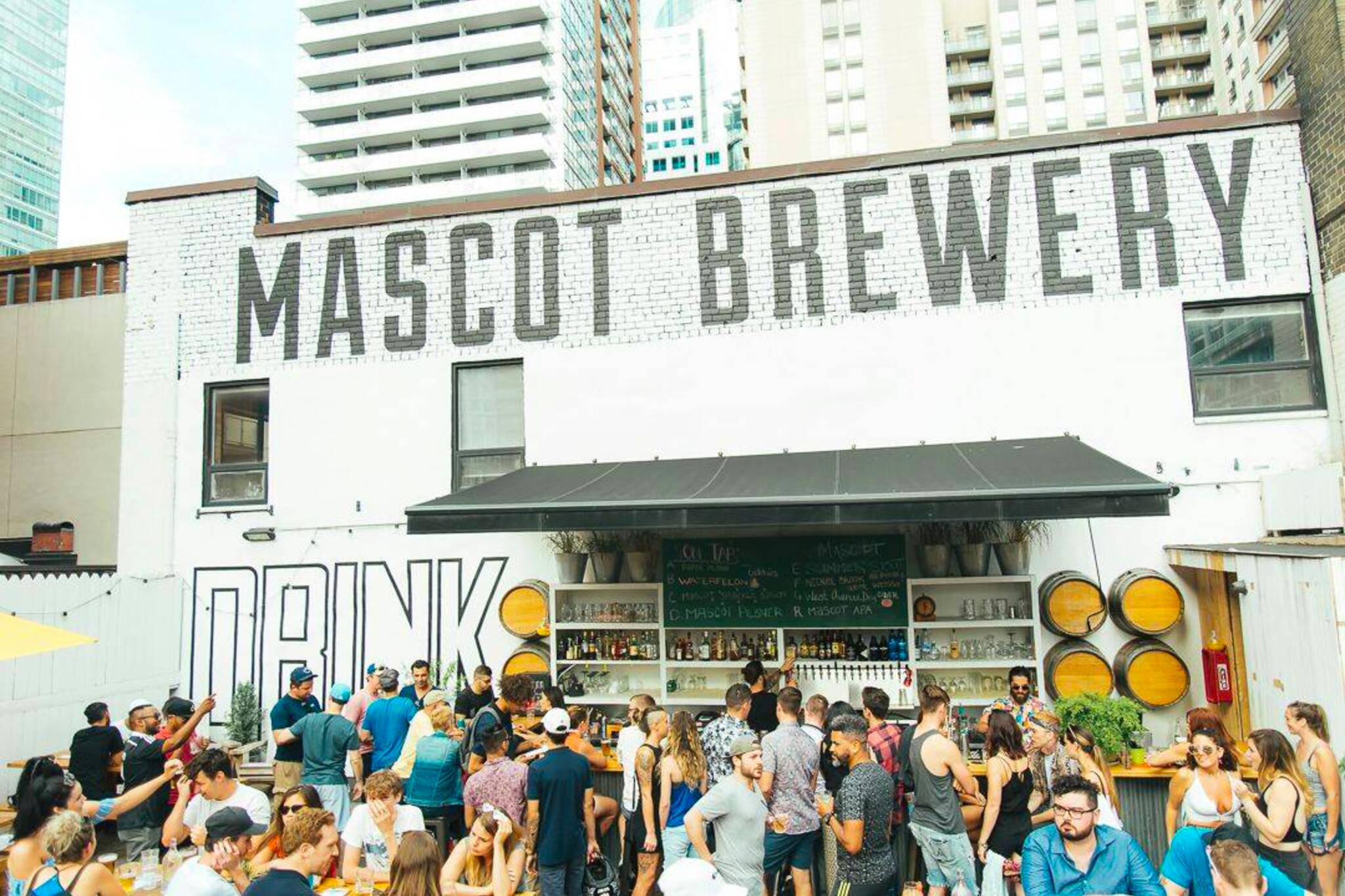 mascot brewery closing
