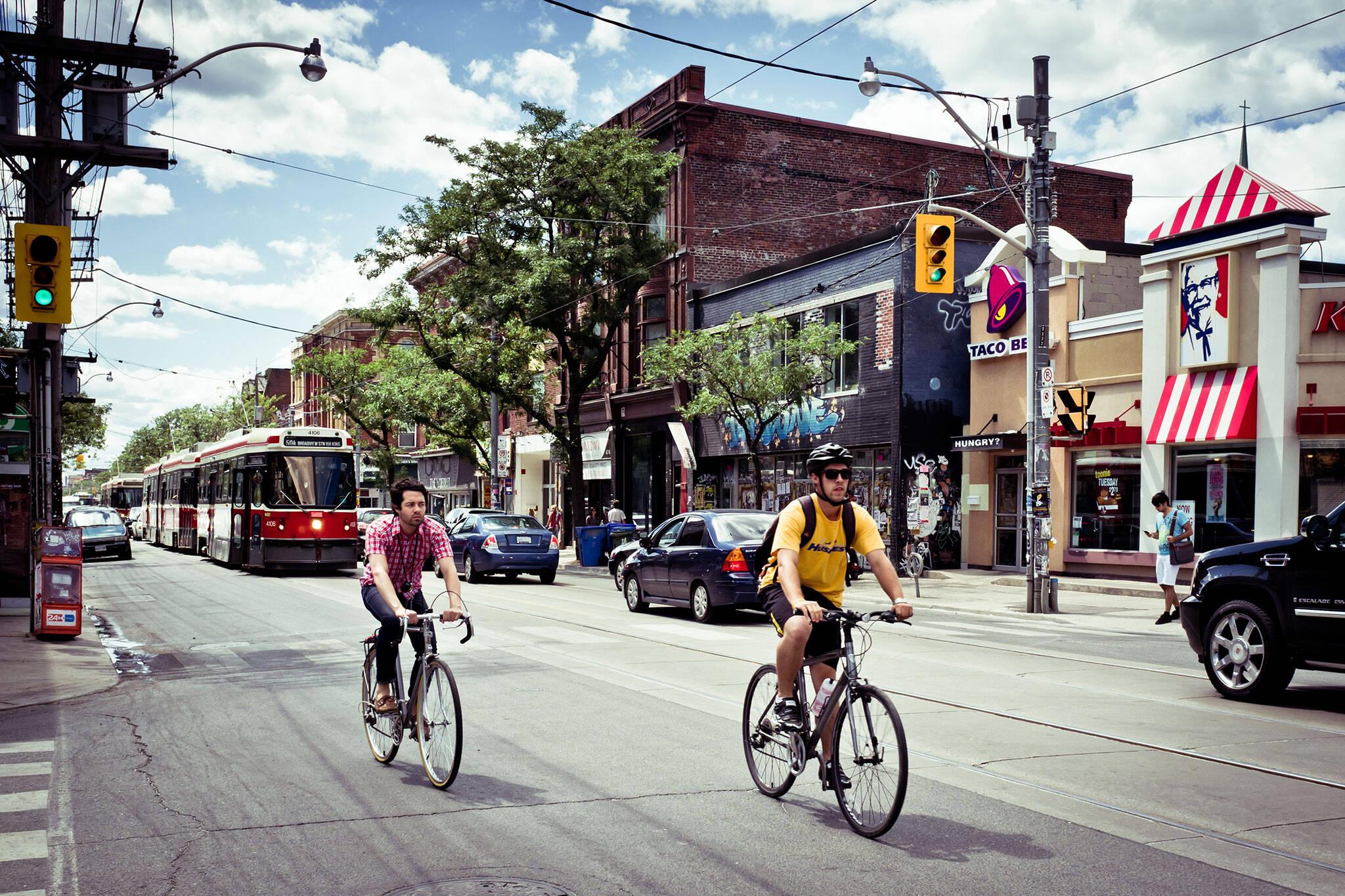 Toronto road safety
