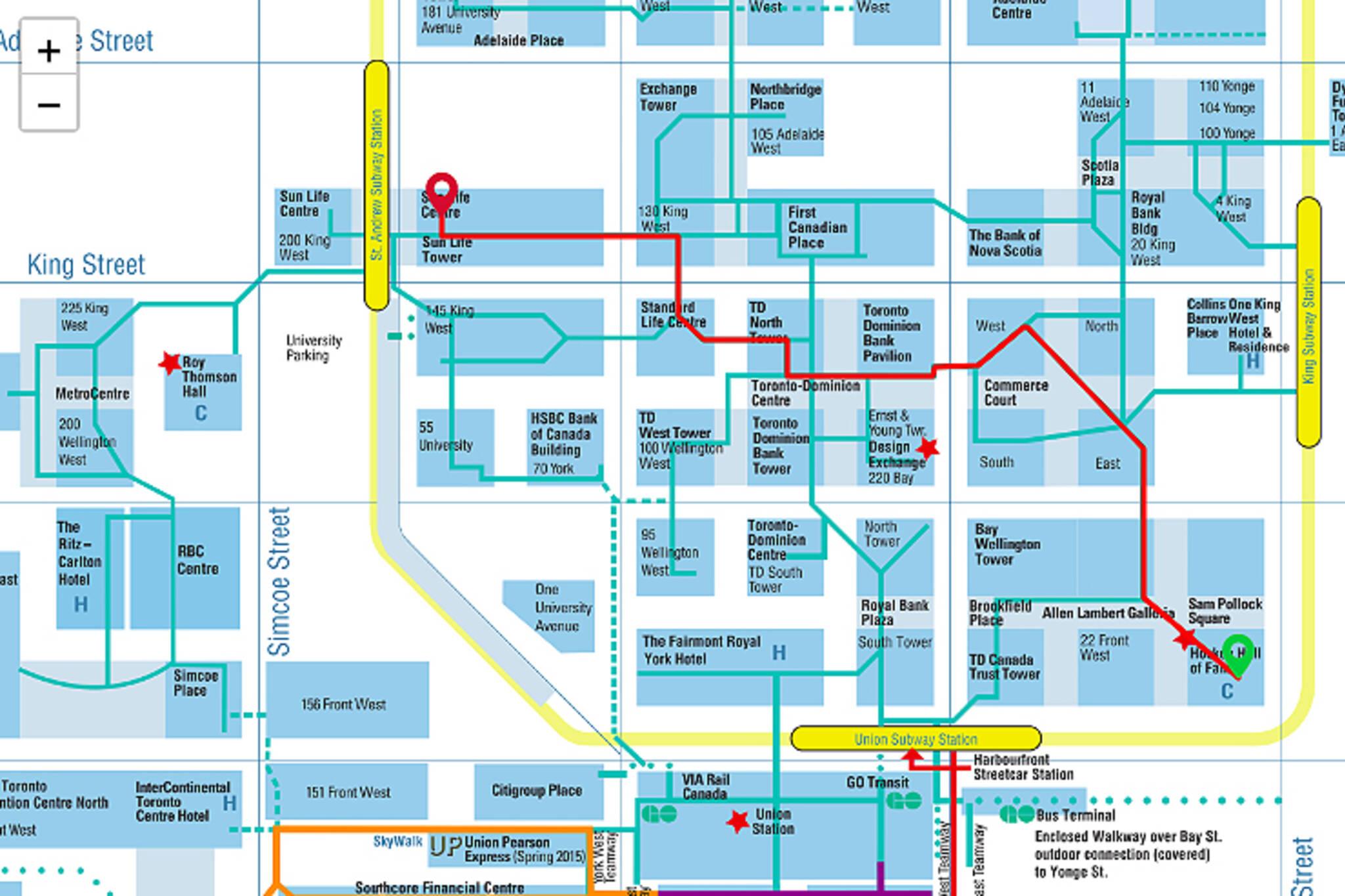 Pathmap Toronto