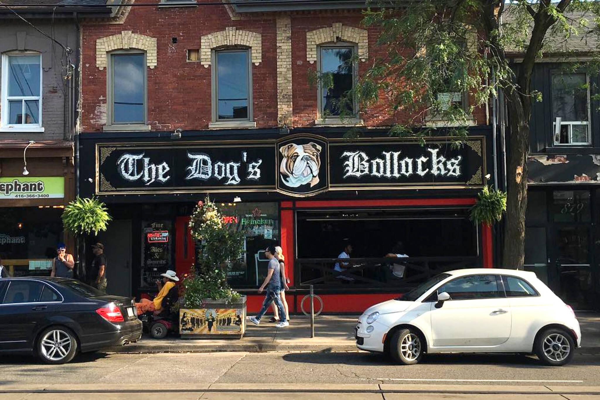 Dogs Bollocks Toronto