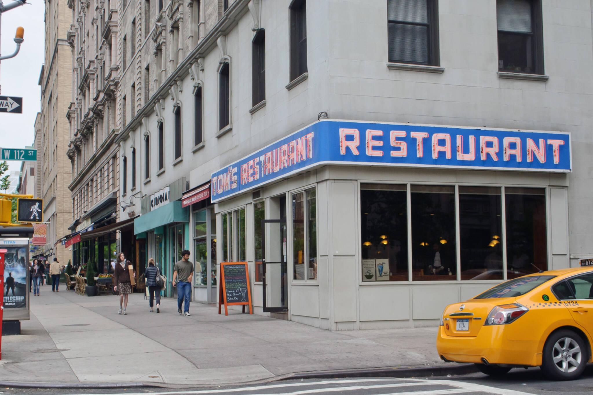 Seinfeld dinner Toronto