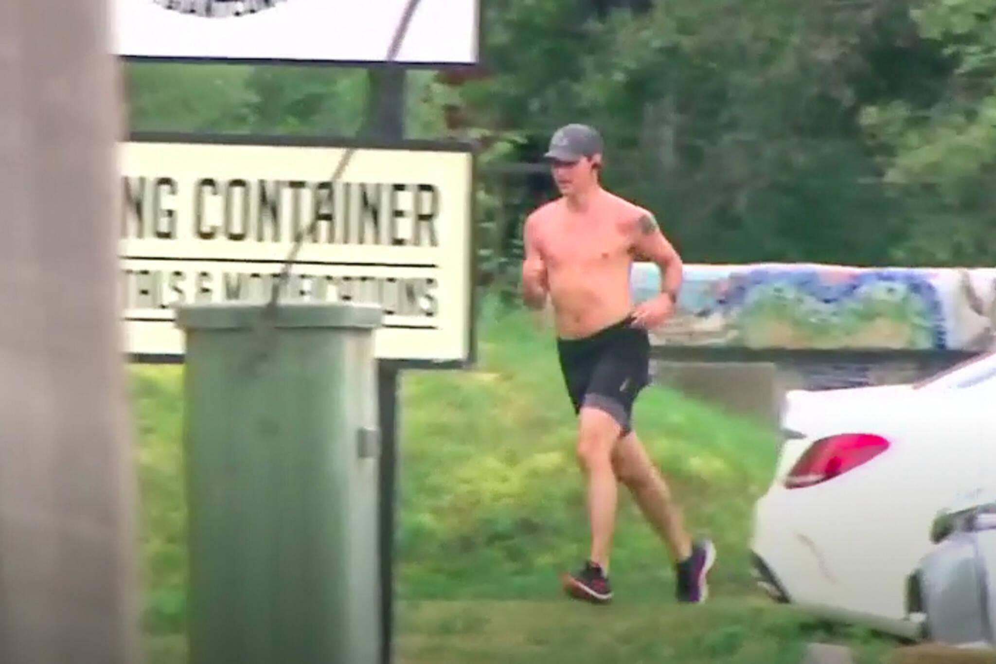 trudeau jogging toronto