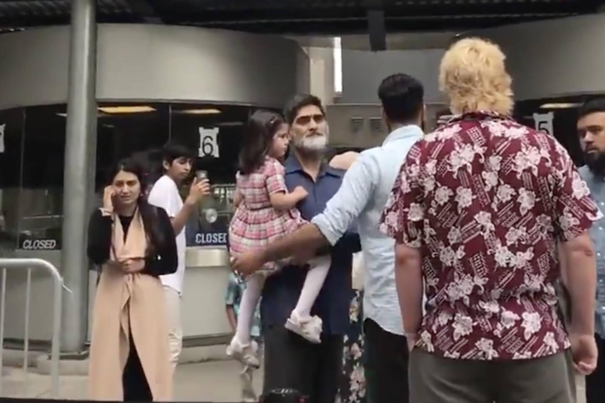 racist video toronto
