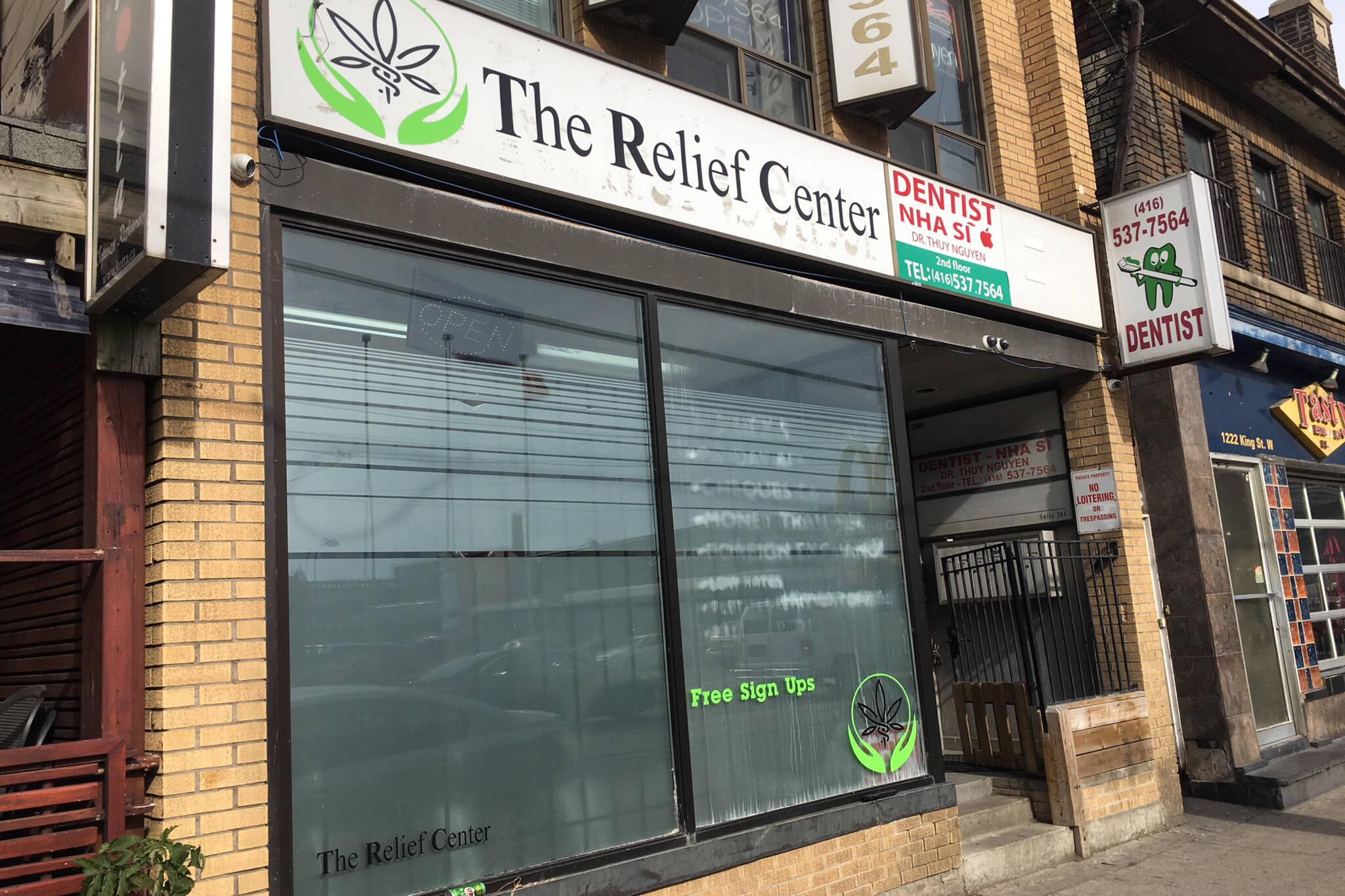 ontario cannabis retail