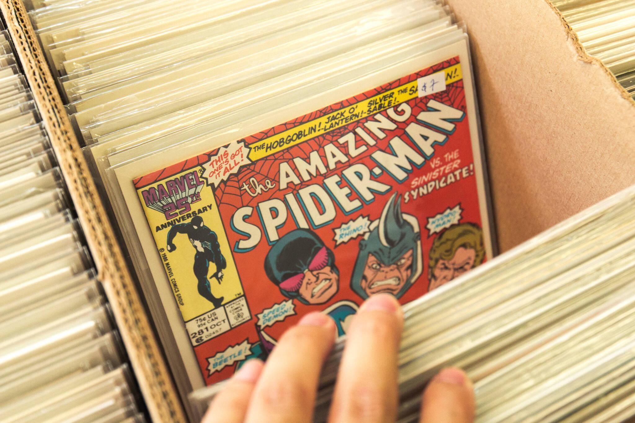 comic shops toronto
