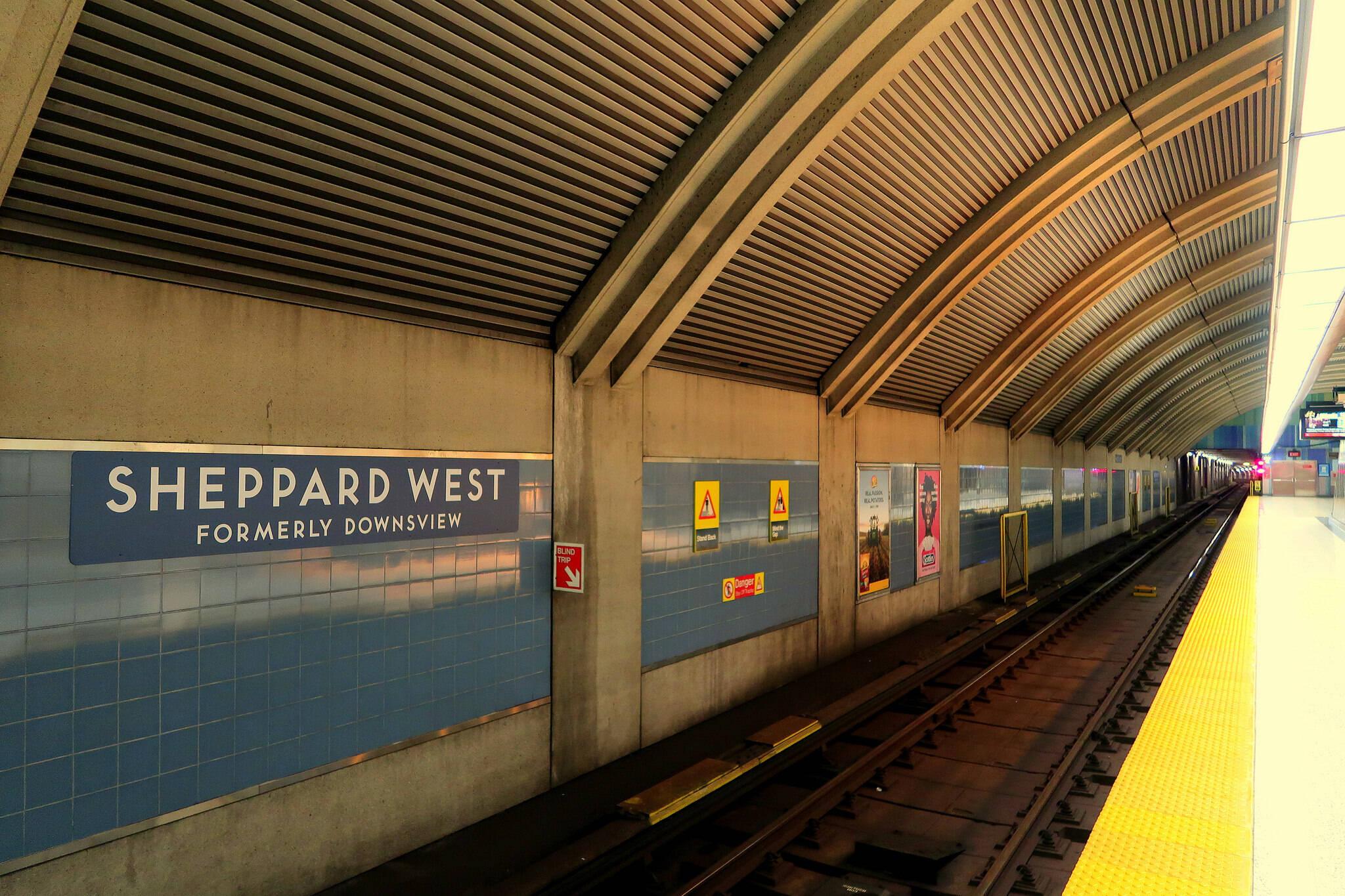 TTC Subway Closure