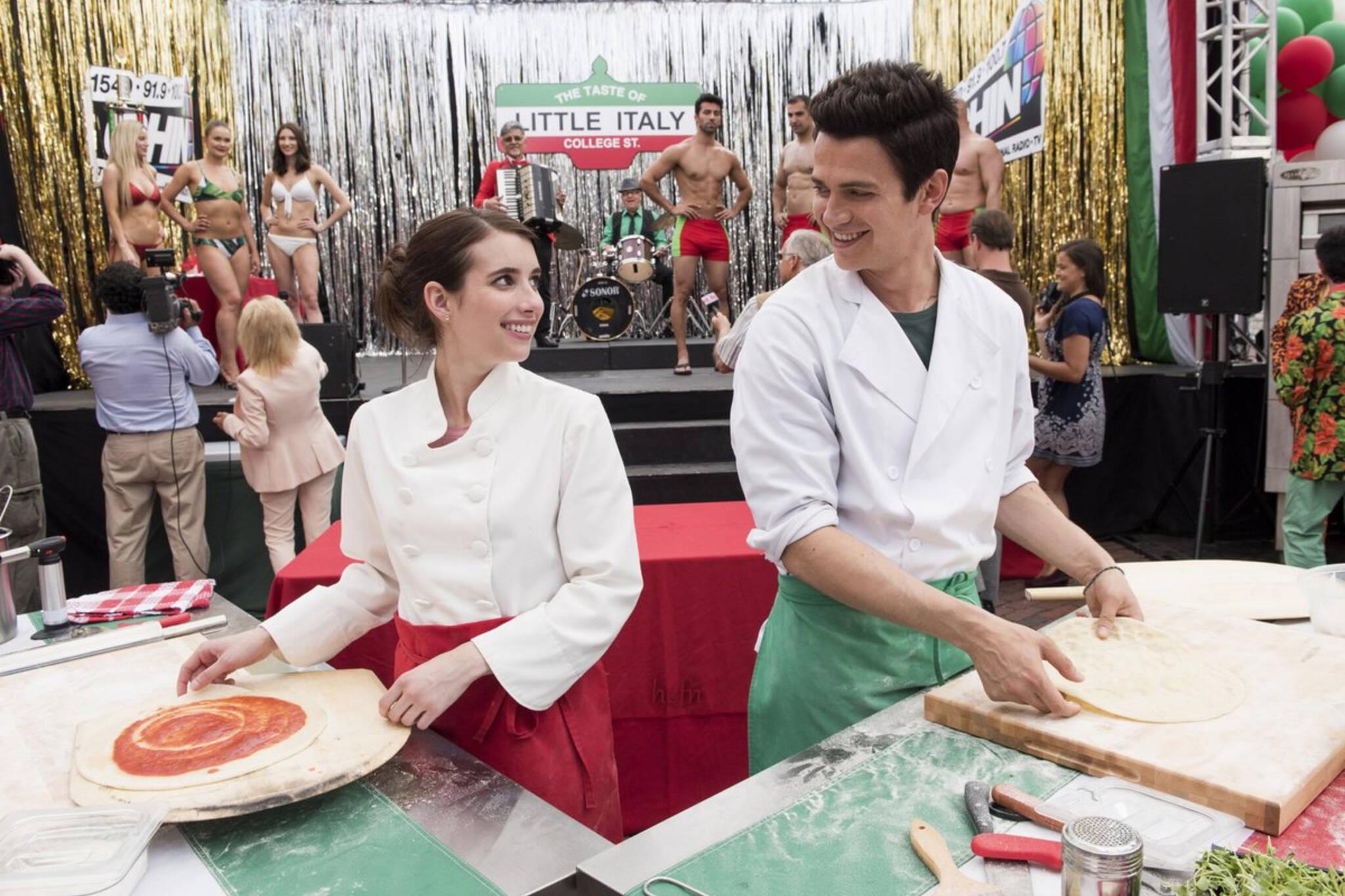 Little Italy movie toronto