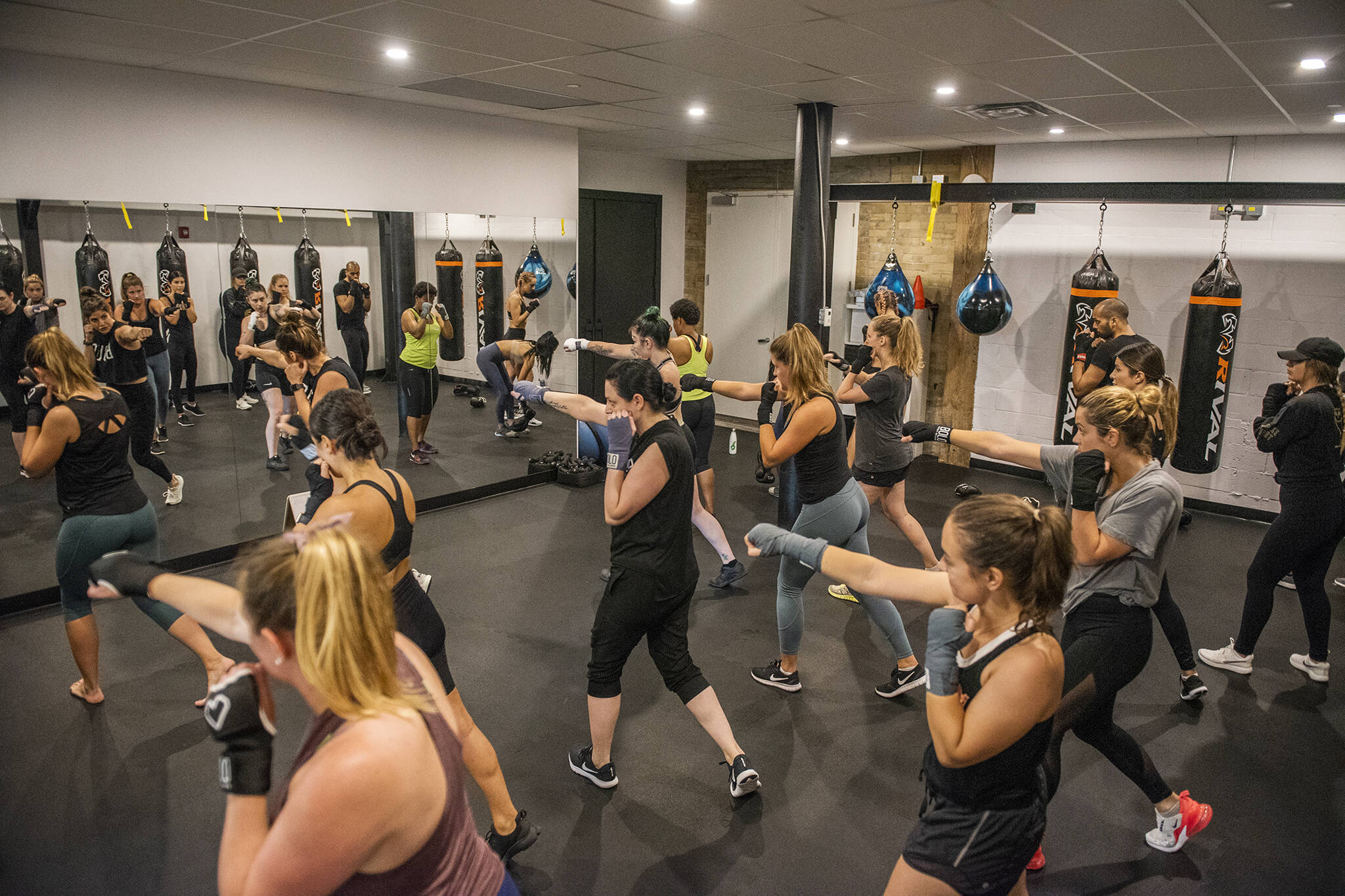 new fitness clubs toronto